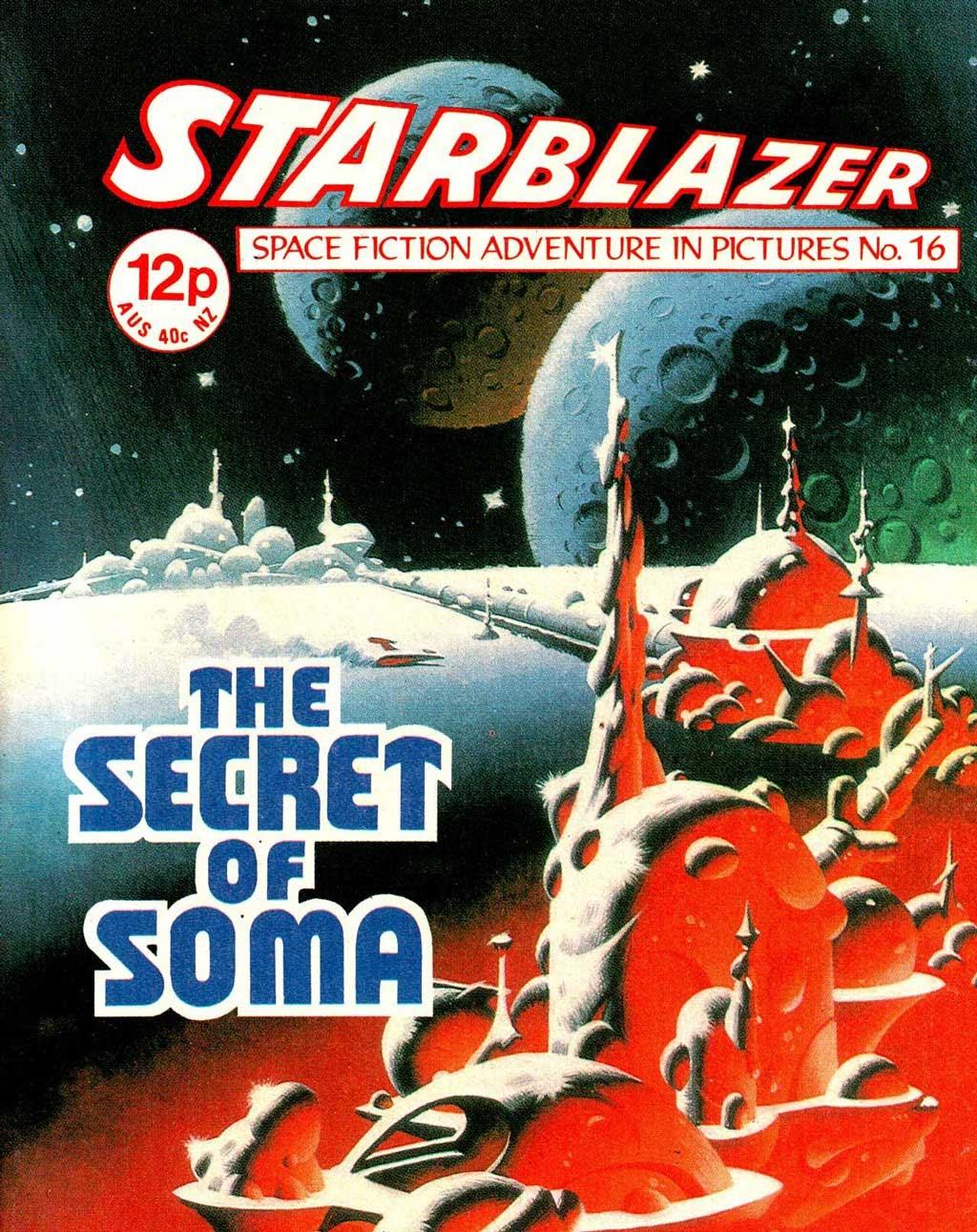 Starblazer issue 16 - Page 1