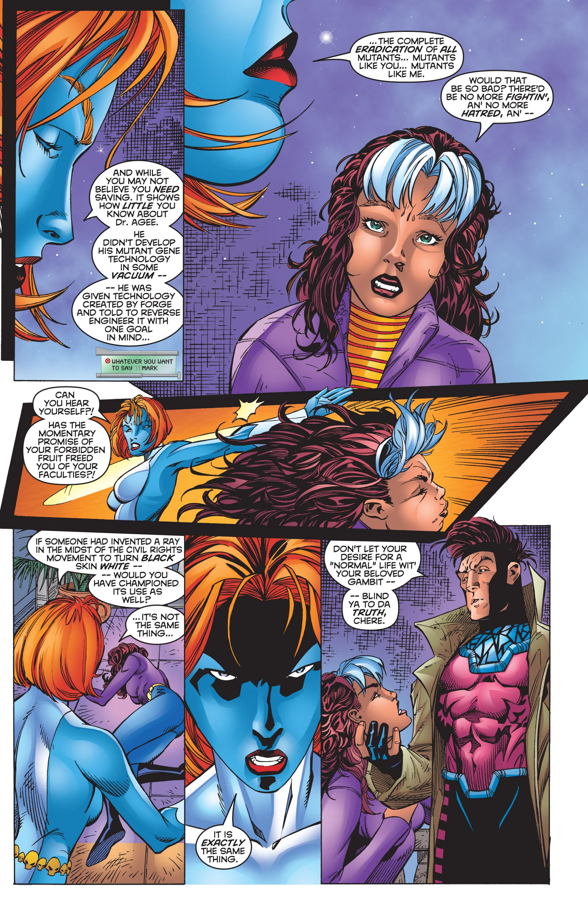 Read online Uncanny X-Men (1963) comic -  Issue #359 - 12