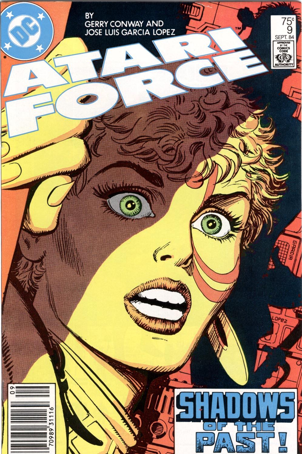 Atari Force (1984) 9 Page 1