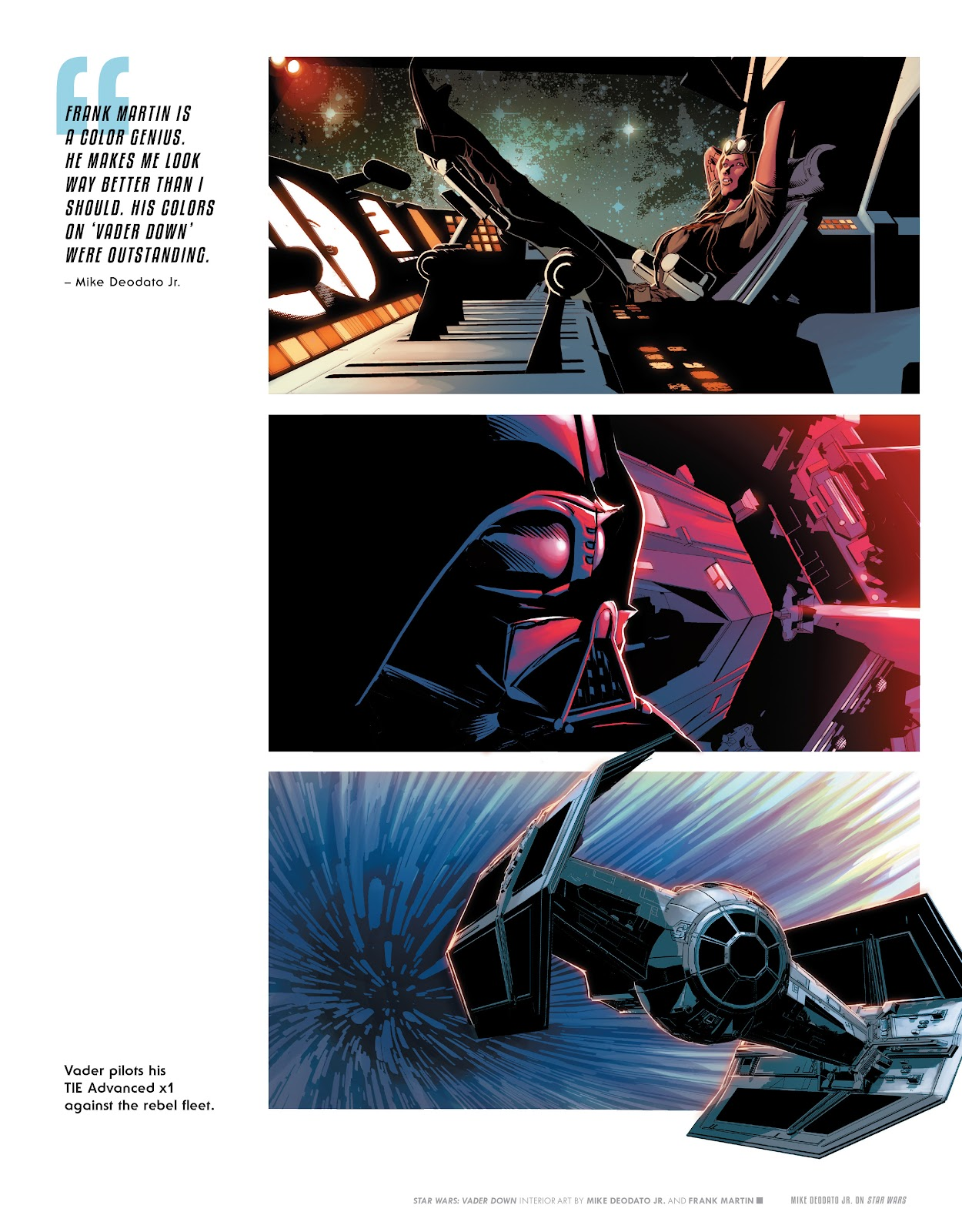 Read online The Marvel Art of Star Wars comic -  Issue # TPB (Part 1) - 85