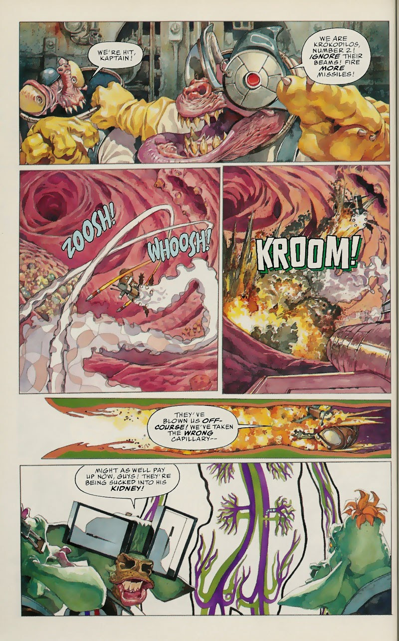 Lobo: Fragtastic Voyage issue Full - Page 29