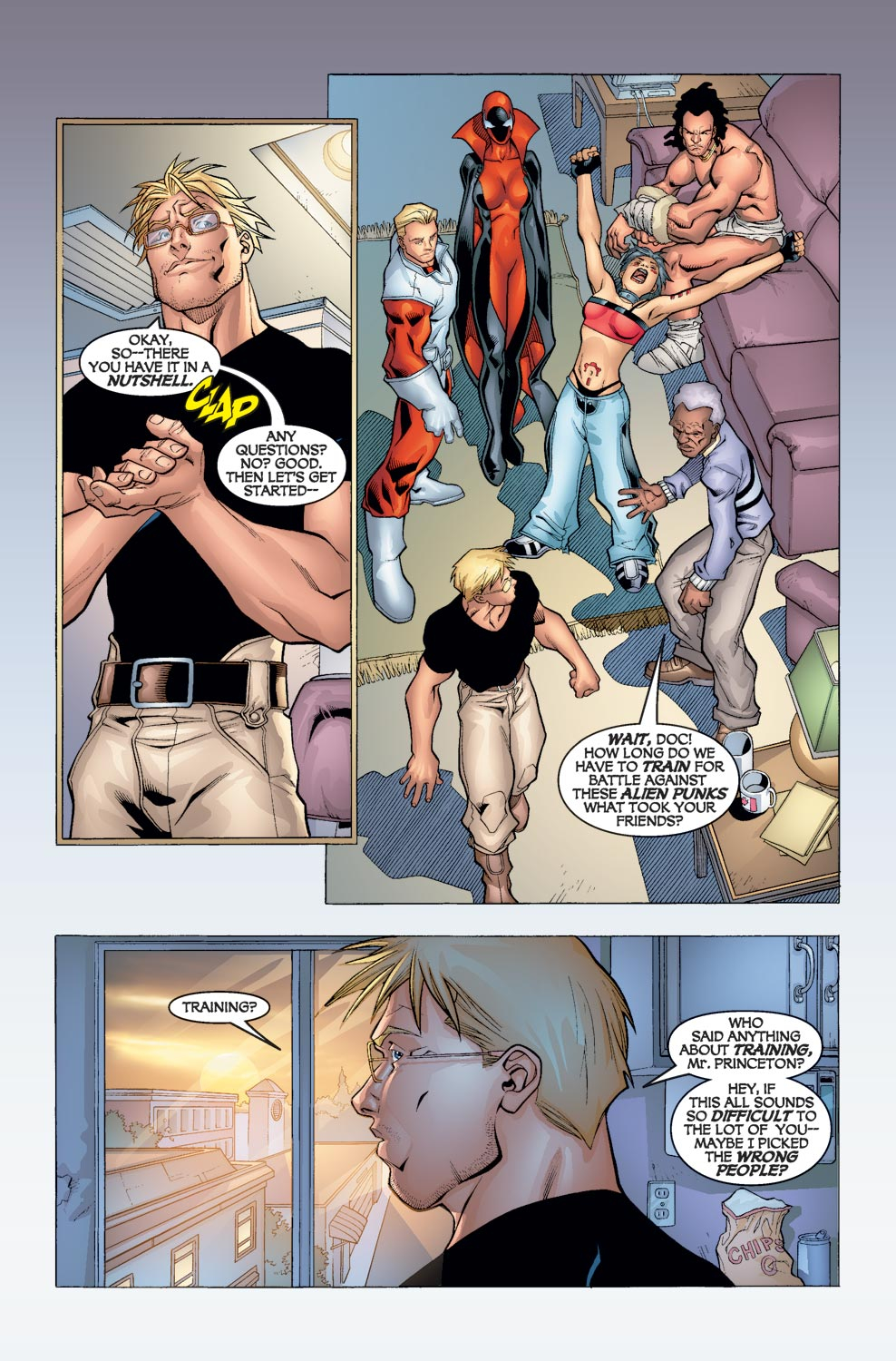 Alpha Flight (2004) issue 3 - Page 20