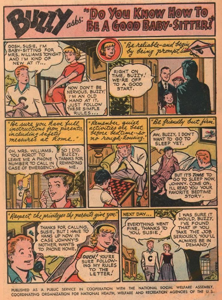 Read online All-Star Western (1951) comic -  Issue #87 - 10