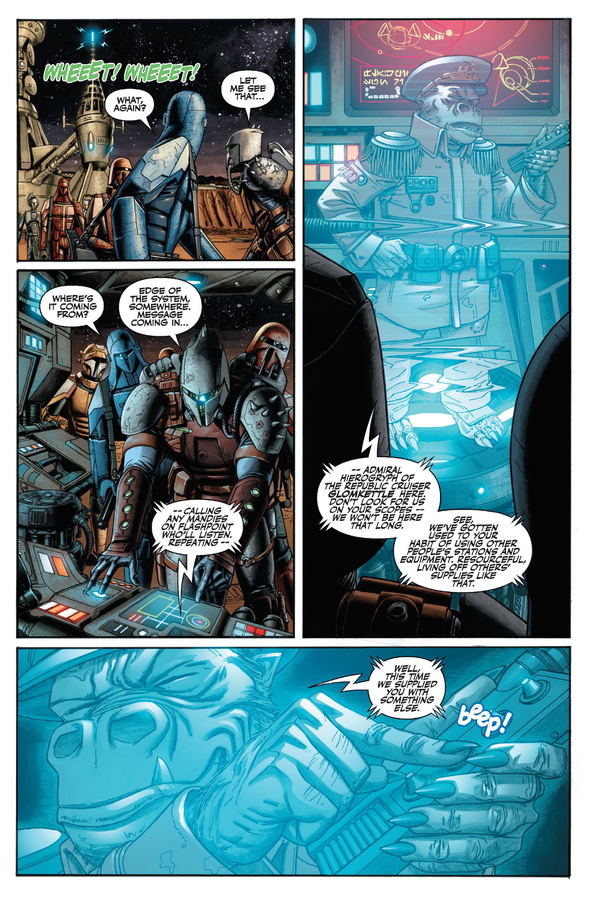 Read online Star Wars Omnibus comic -  Issue # Vol. 29 - 197