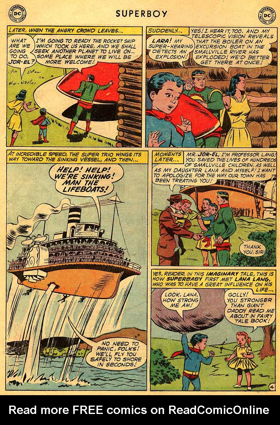 Superboy (1949) issue 95 - Page 14