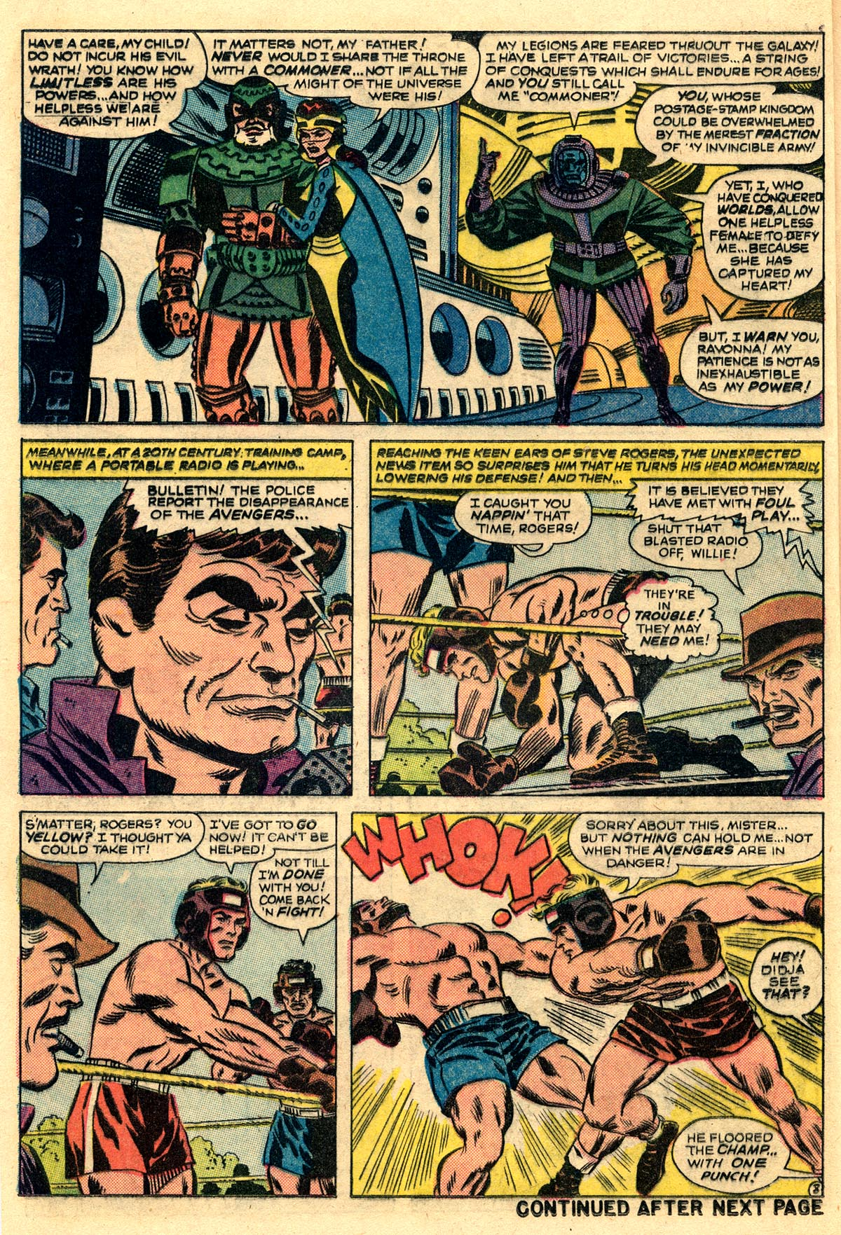 The Avengers (1963) 23 Page 11