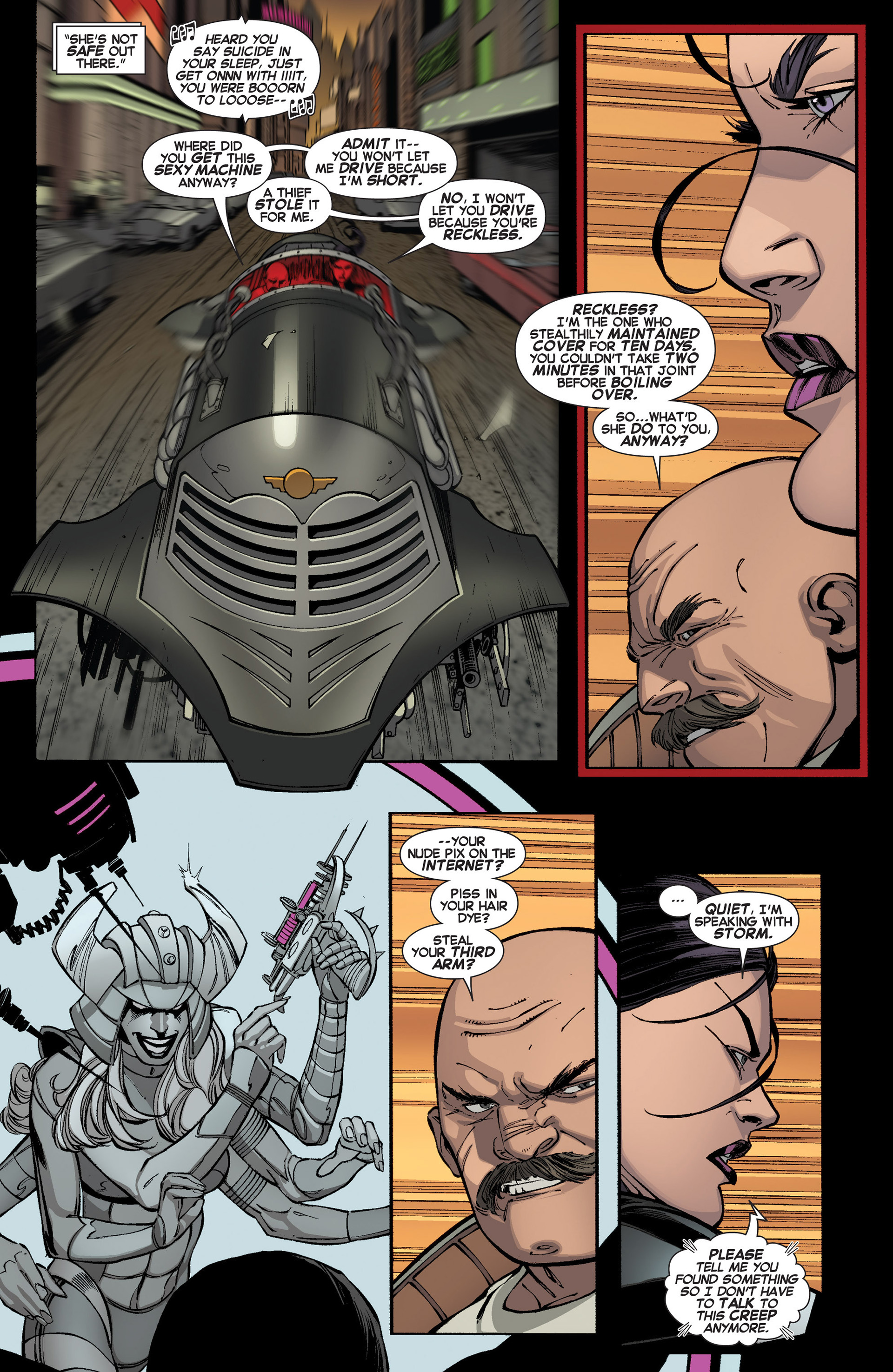 Read online Uncanny X-Force (2013) comic -  Issue #2 - 15