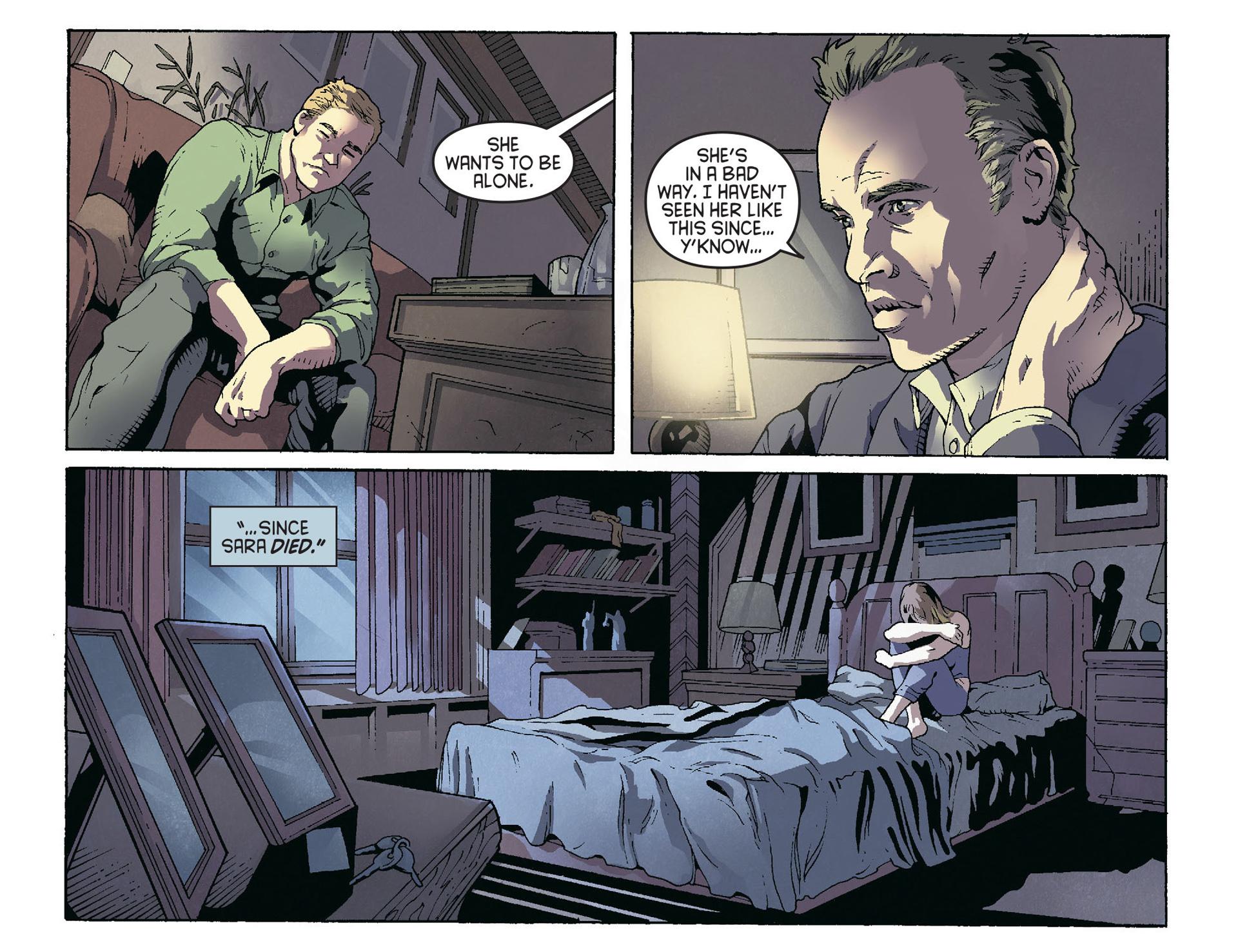 Read online Arrow [II] comic -  Issue #36 - 6
