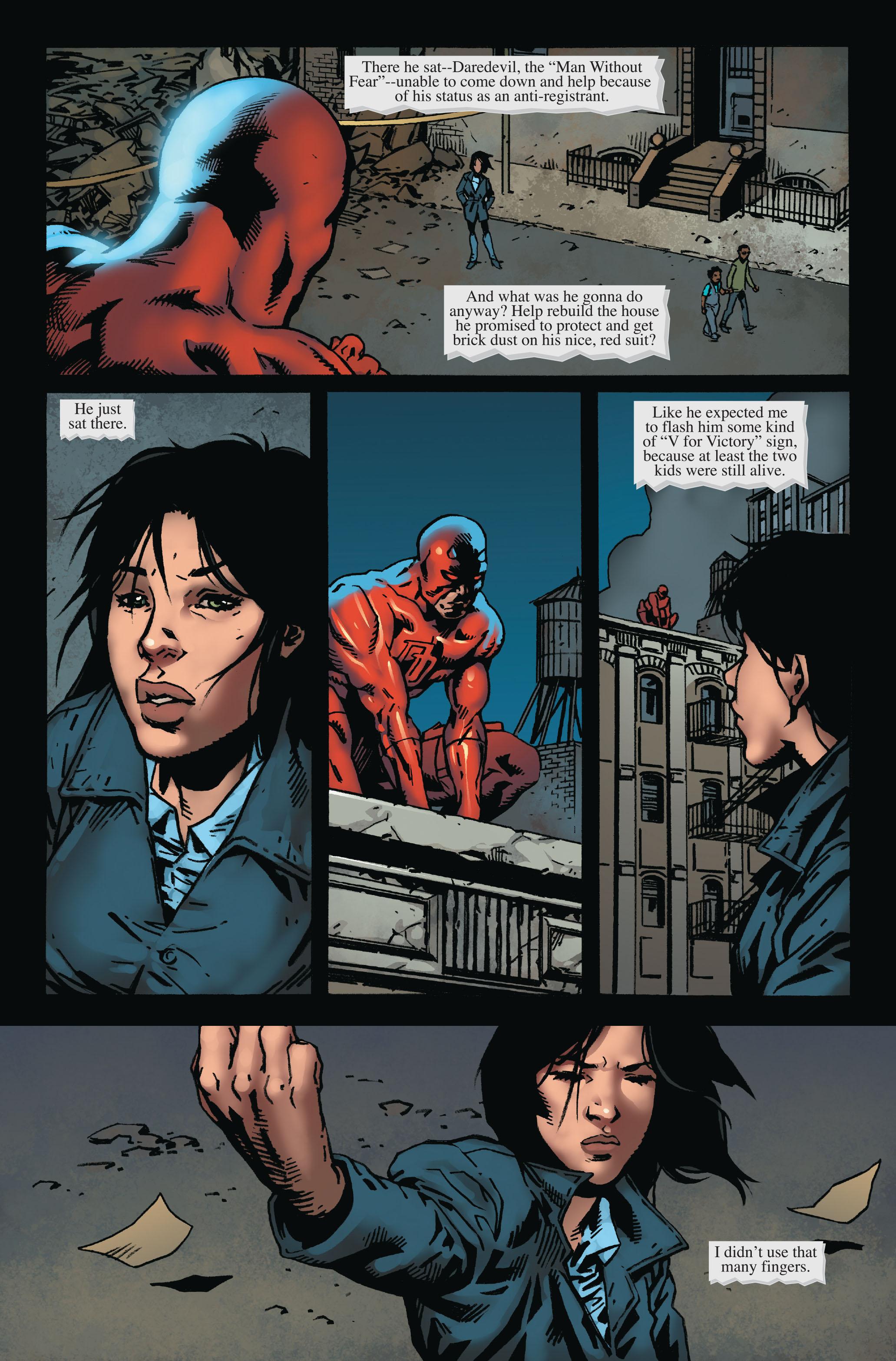 Read online World War Hulk: Front Line comic -  Issue #6 - 17