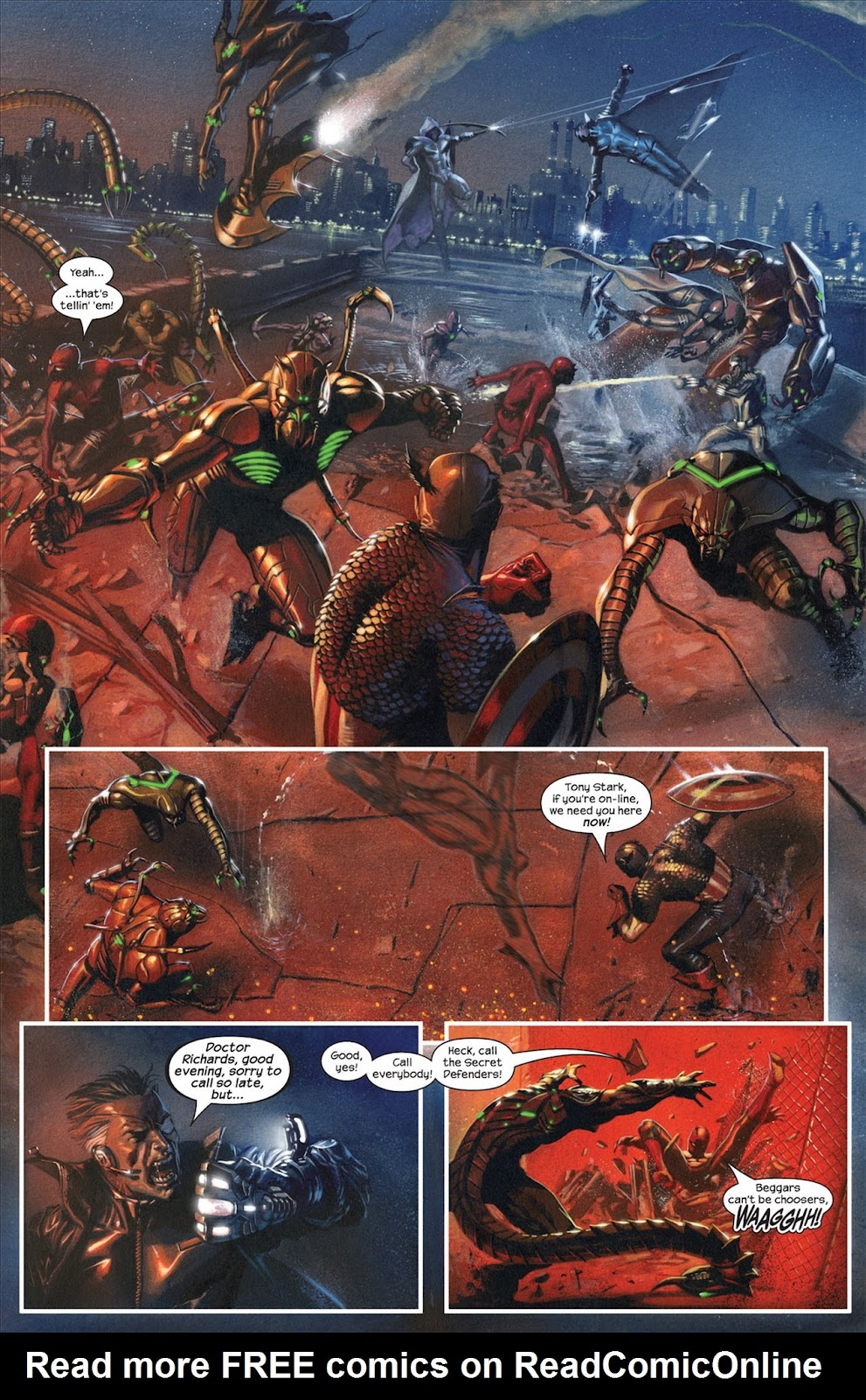 Read online Secret War comic -  Issue #4 - 7