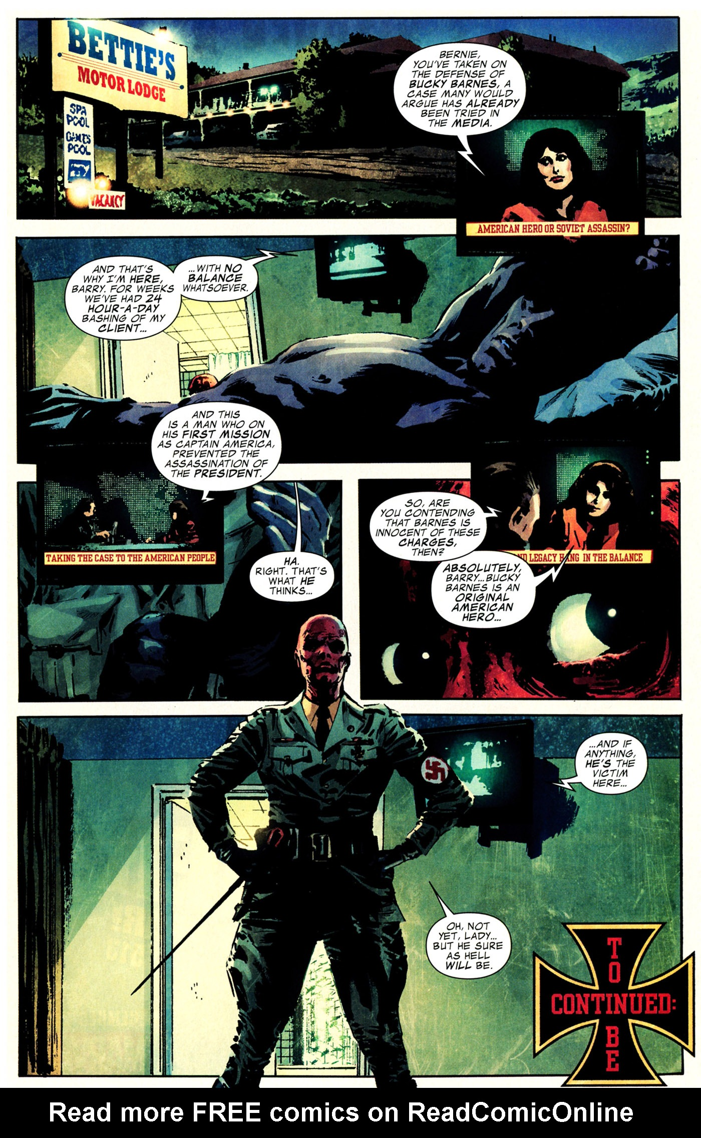 Captain America (1968) 612 Page 22