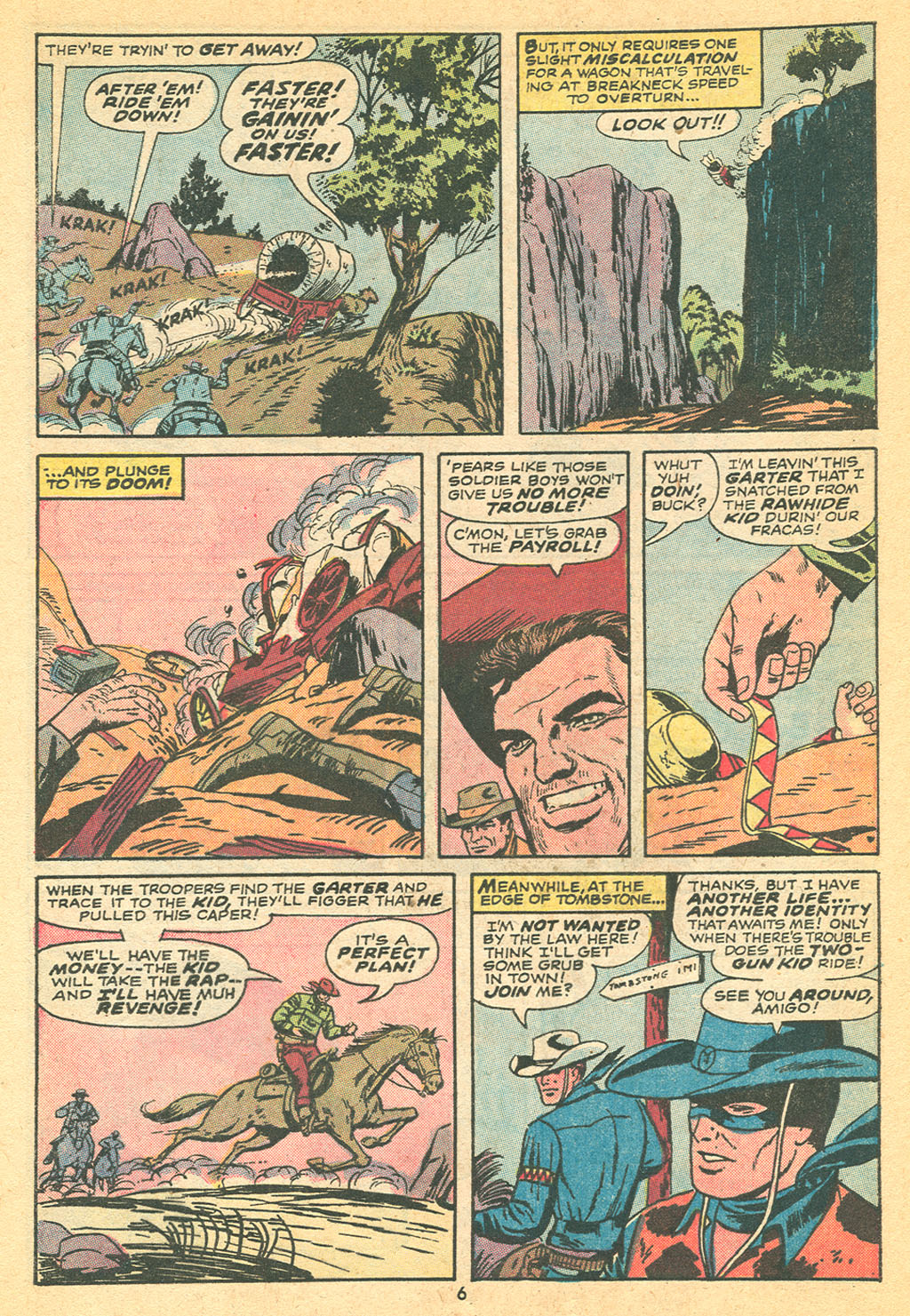 Read online Two-Gun Kid comic -  Issue #108 - 8