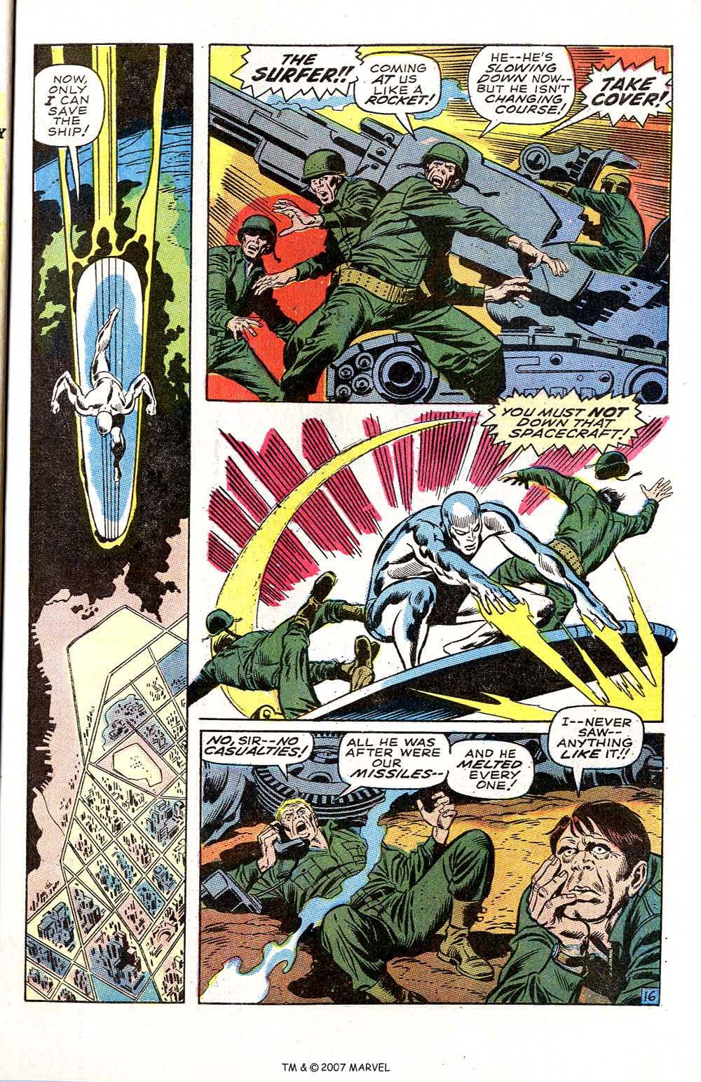 Silver Surfer (1968) issue 3 - Page 21