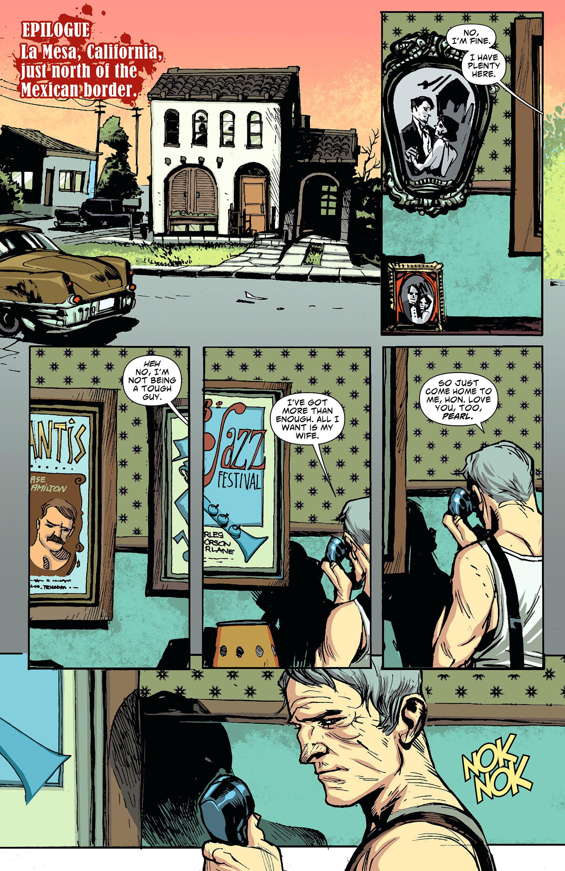 Read online American Vampire comic -  Issue #25 - 18