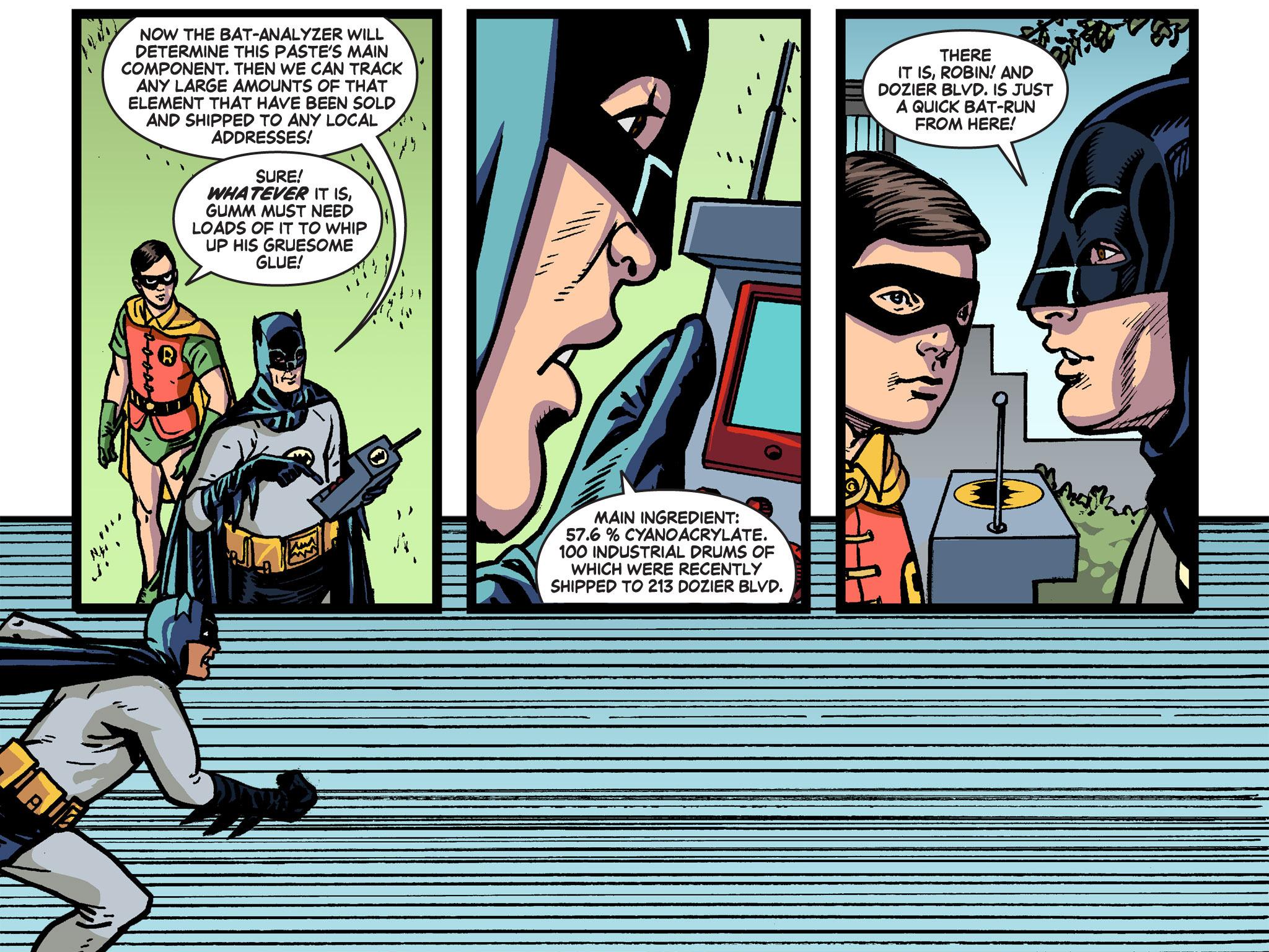 Read online Batman '66 Meets the Green Hornet [II] comic -  Issue #4 - 72