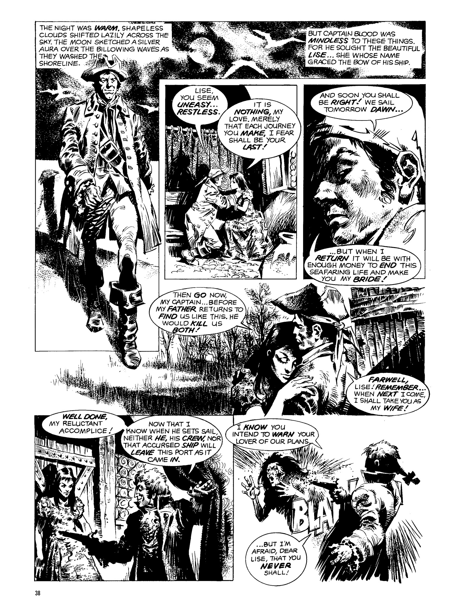 Read online Eerie Archives comic -  Issue # TPB 13 - 39