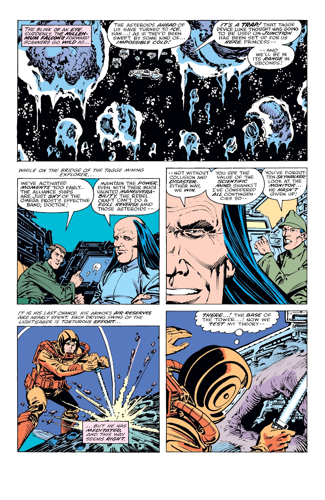 Read online Star Wars Legends: The Original Marvel Years - Epic Collection comic -  Issue # TPB 2 (Part 2) - 97