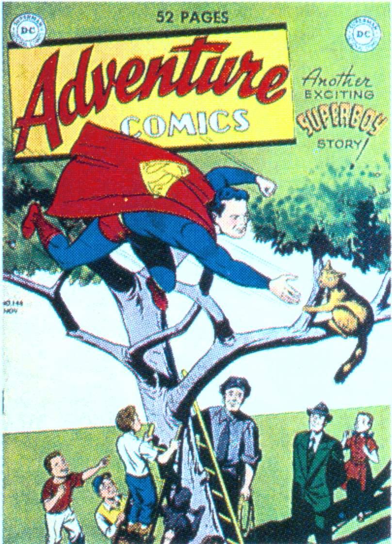 Read online Adventure Comics (1938) comic -  Issue #146 - 1