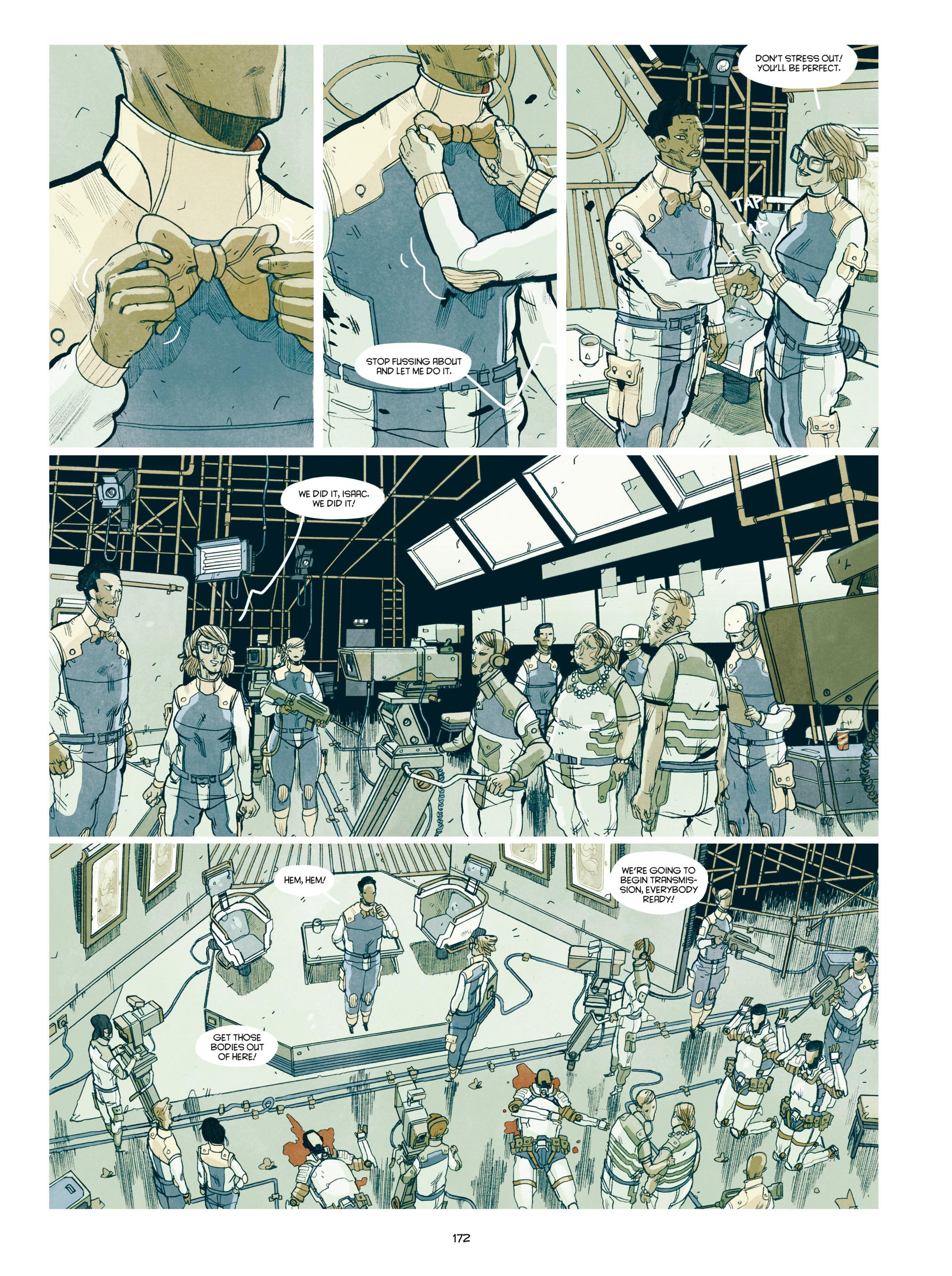 Read online Shangri-La comic -  Issue # Full - 173