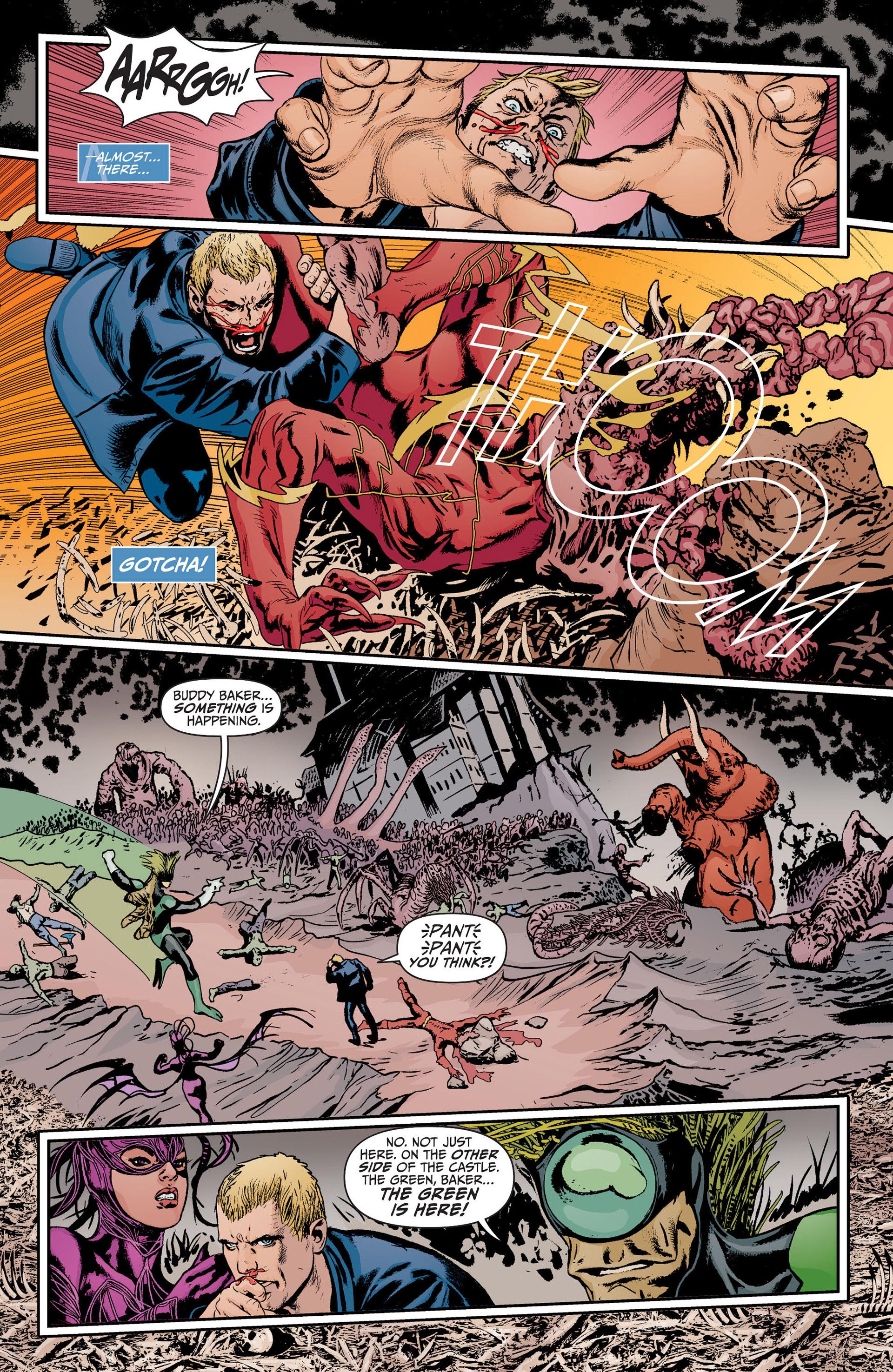 Read online Animal Man (2011) comic -  Issue #17 - 5