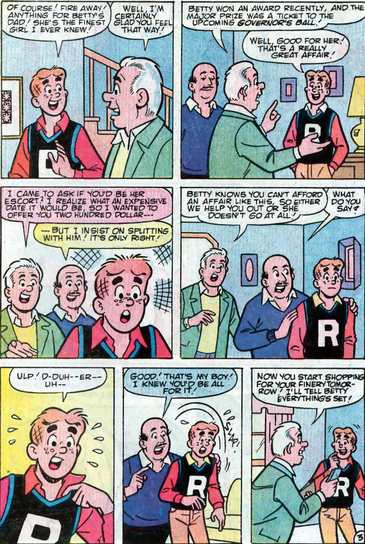 Read online Archie (1960) comic -  Issue #333 - 10