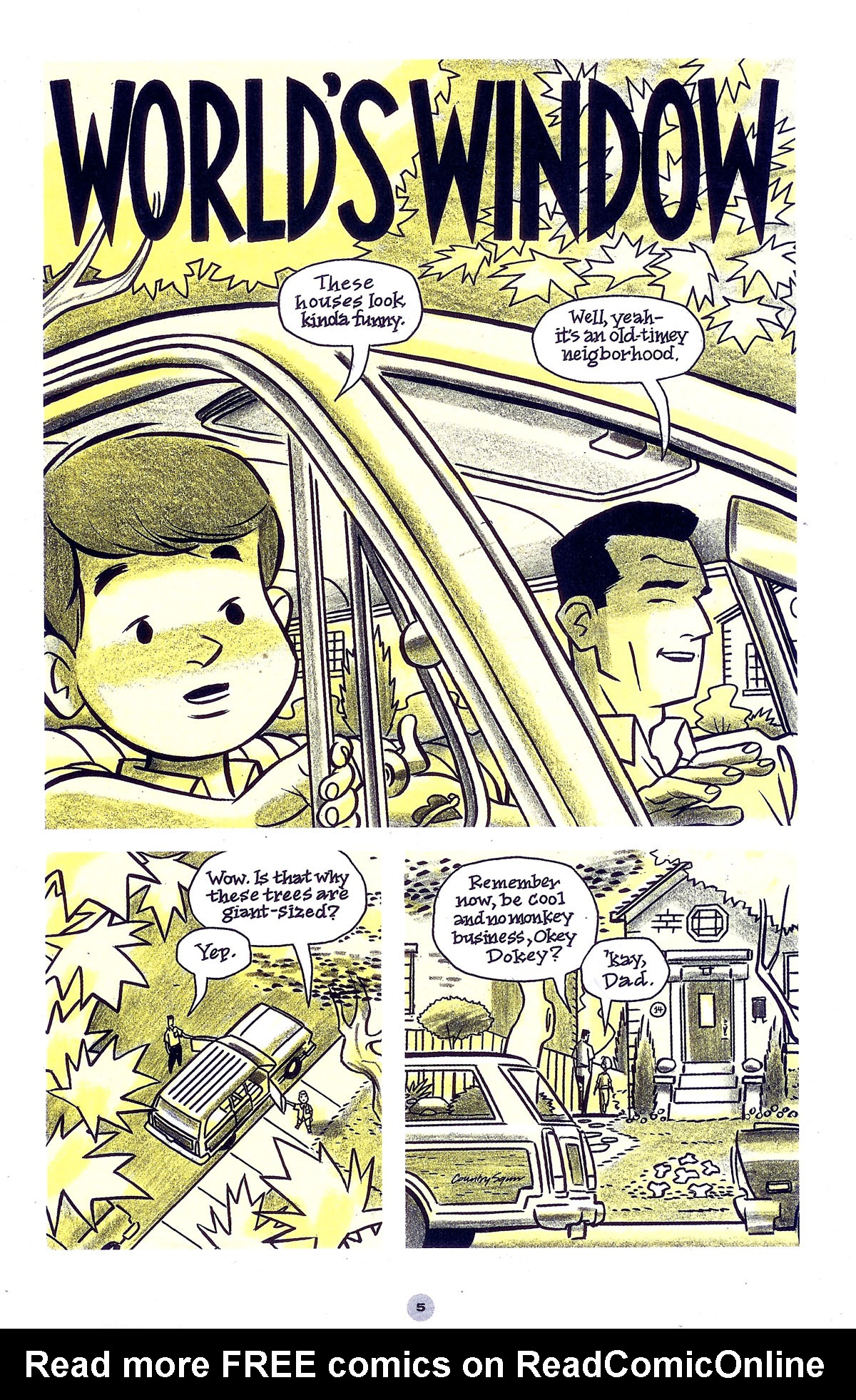 Read online Solo (2004) comic -  Issue #5 - 6