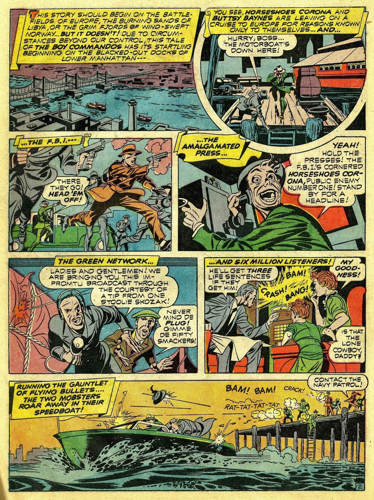 Read online Detective Comics (1937) comic -  Issue #67 - 18