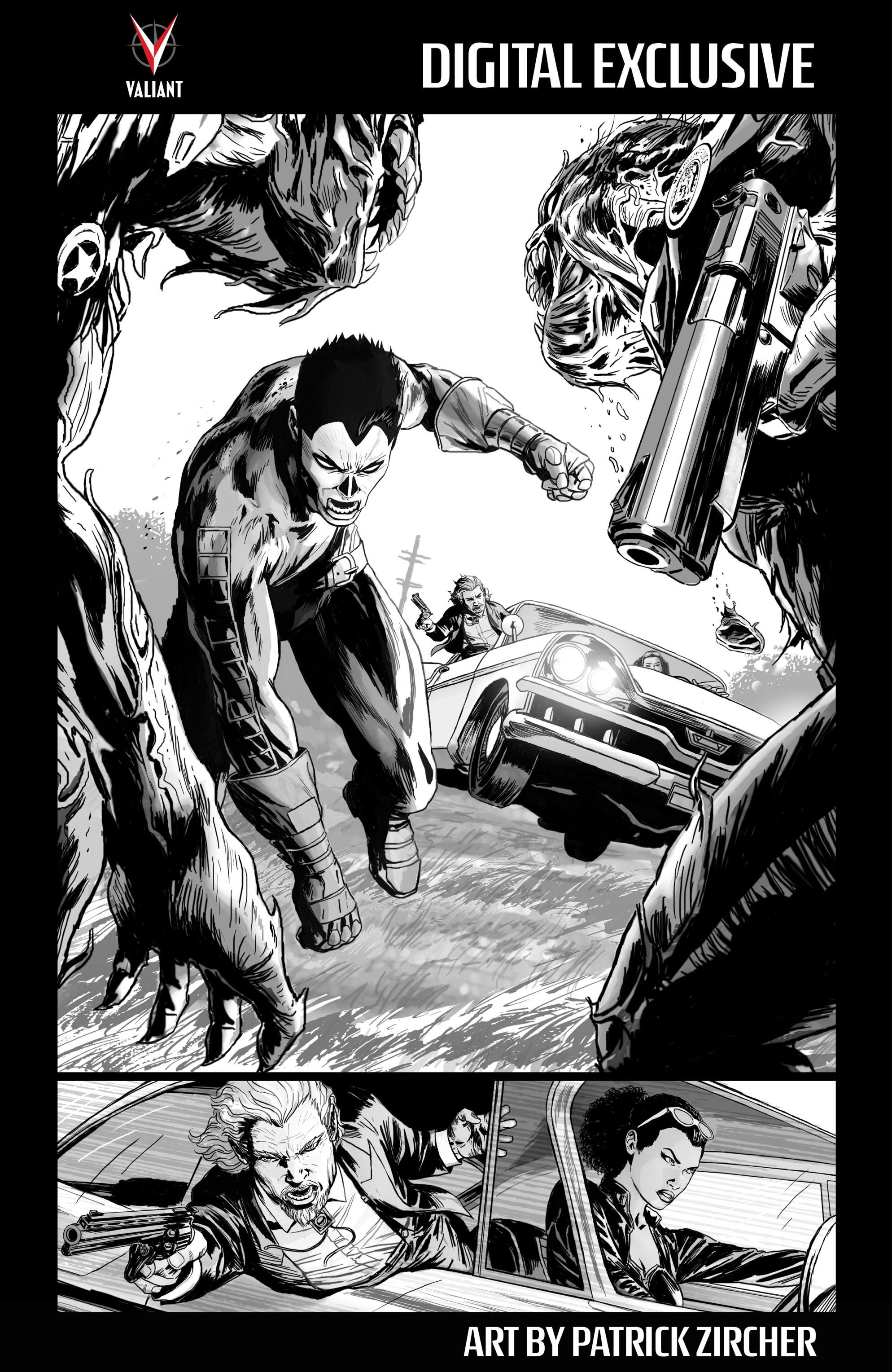 Read online Shadowman (2012) comic -  Issue #2 - 33