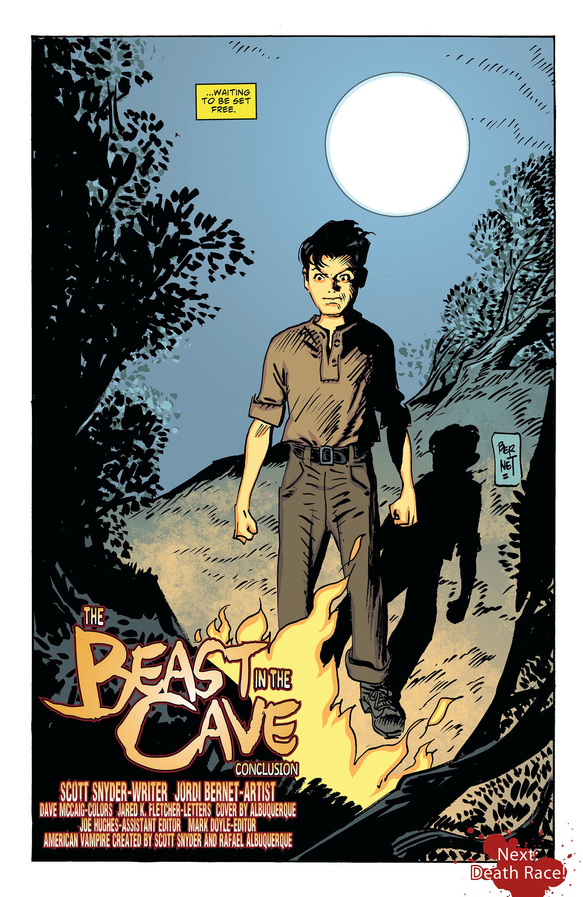 Read online American Vampire comic -  Issue #21 - 21