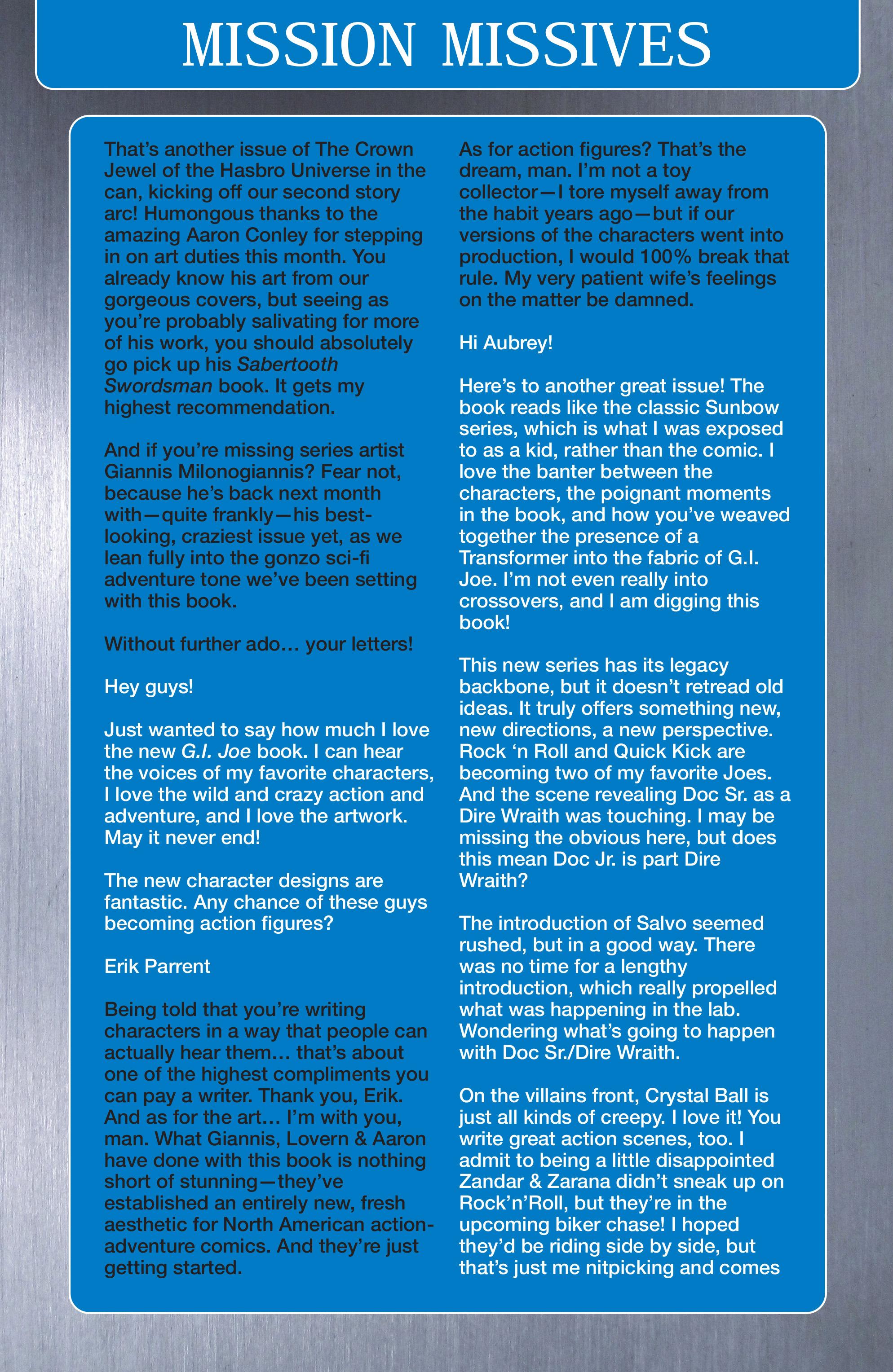 Read online G.I. Joe (2016) comic -  Issue #5 - 25