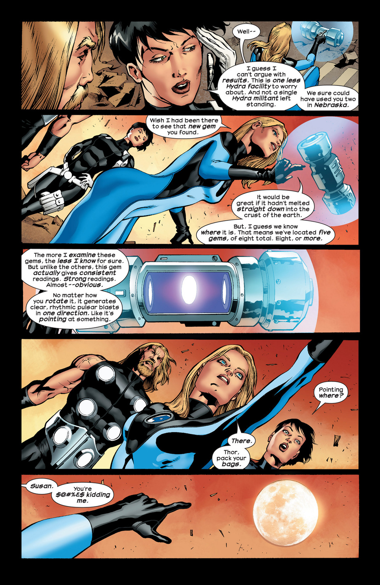 Read online Ultimate Comics Ultimates comic -  Issue #22 - 13