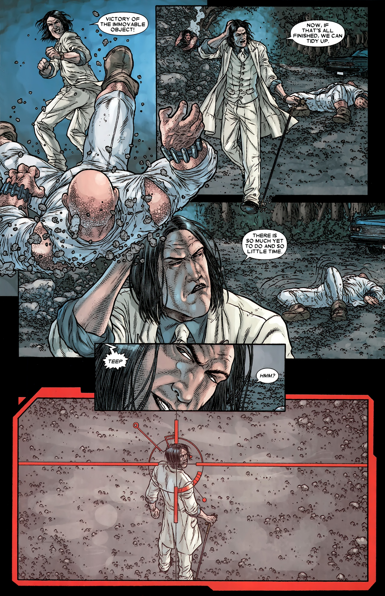 Read online Wolverine: The Best There Is comic -  Issue #10 - 20