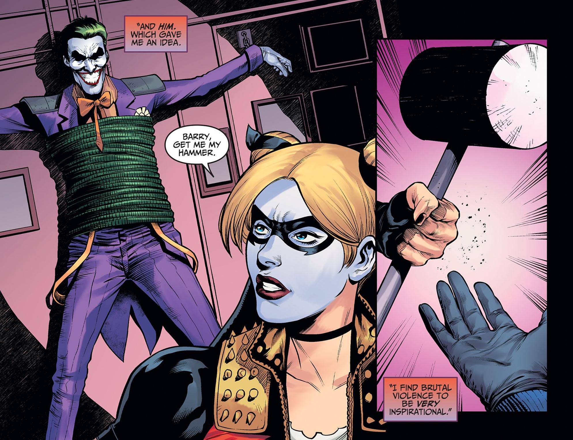 Read online Injustice: Ground Zero comic -  Issue #20 - 7