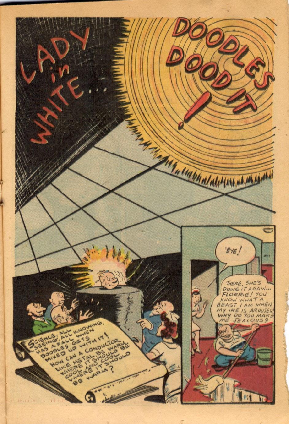 Read online Super-Magician Comics comic -  Issue #43 - 35