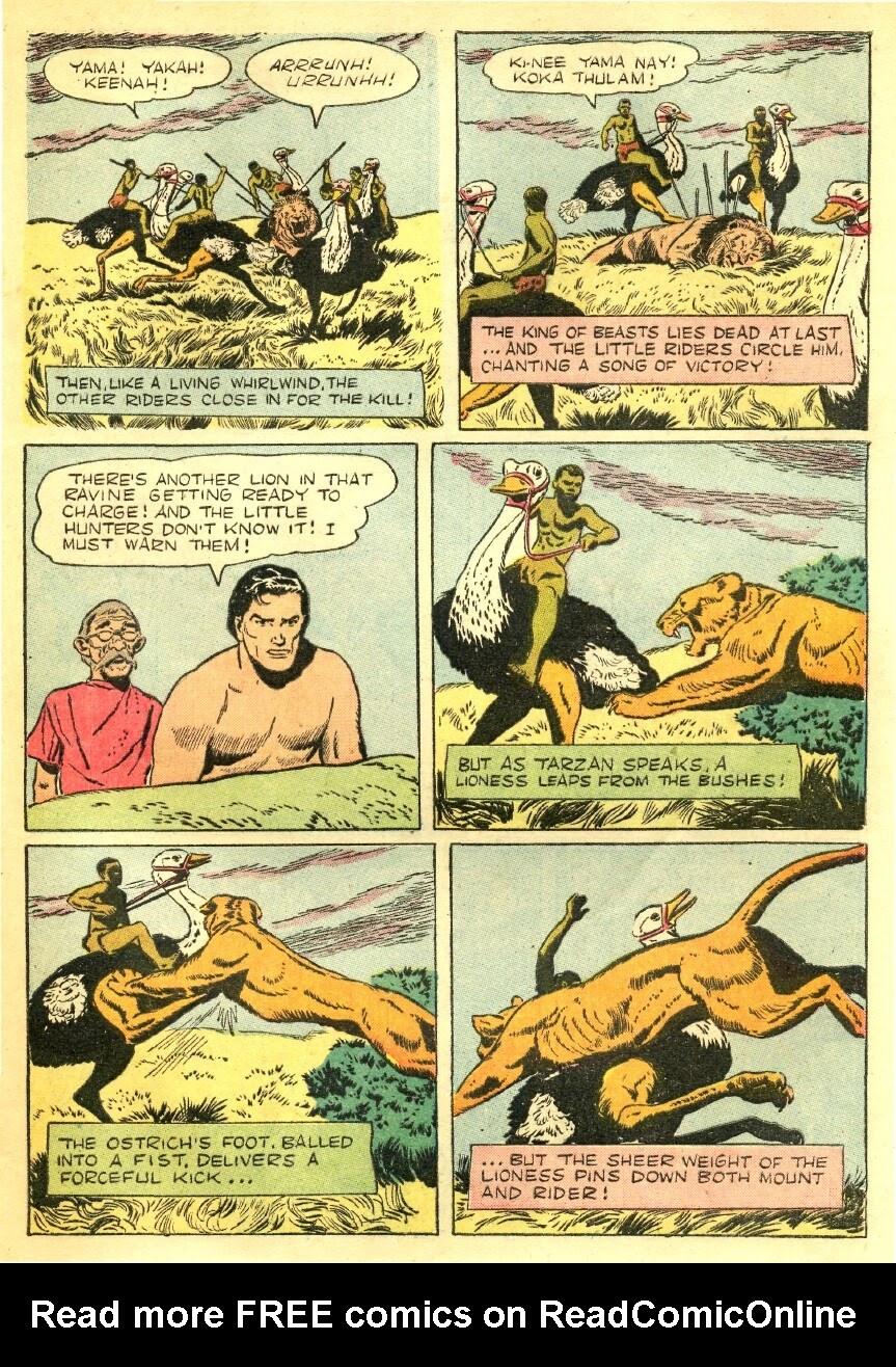 Tarzan (1948) issue 56 - Page 5