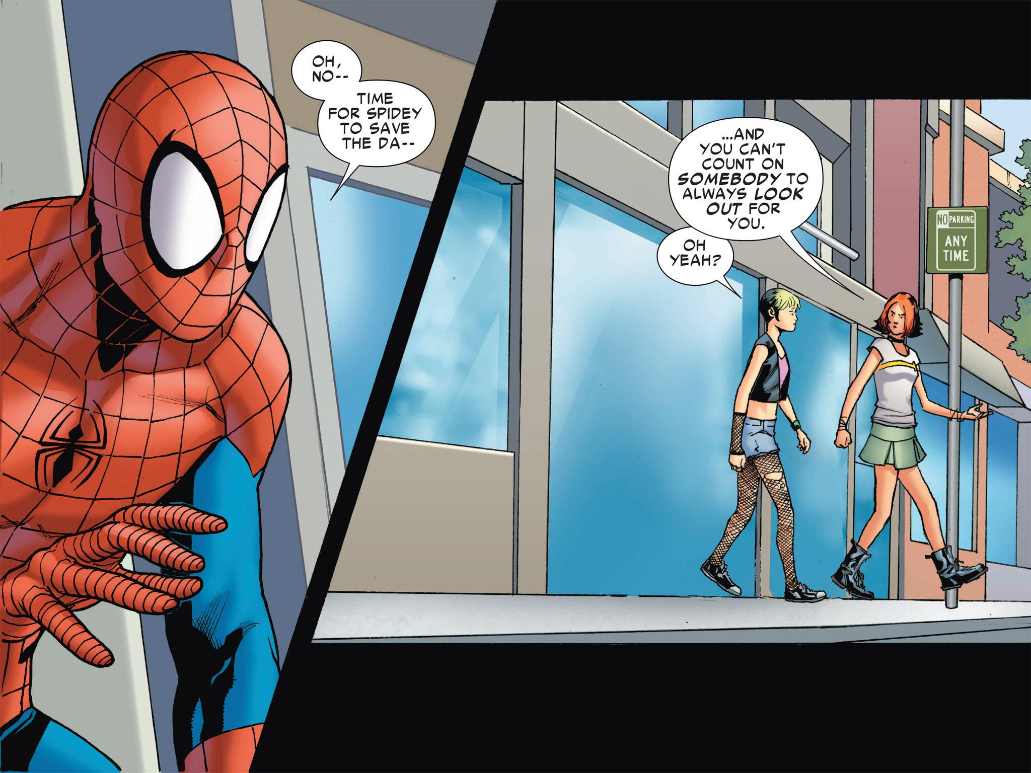 Read online Ultimate Spider-Man (Infinite Comics) (2016) comic -  Issue #2 - 45