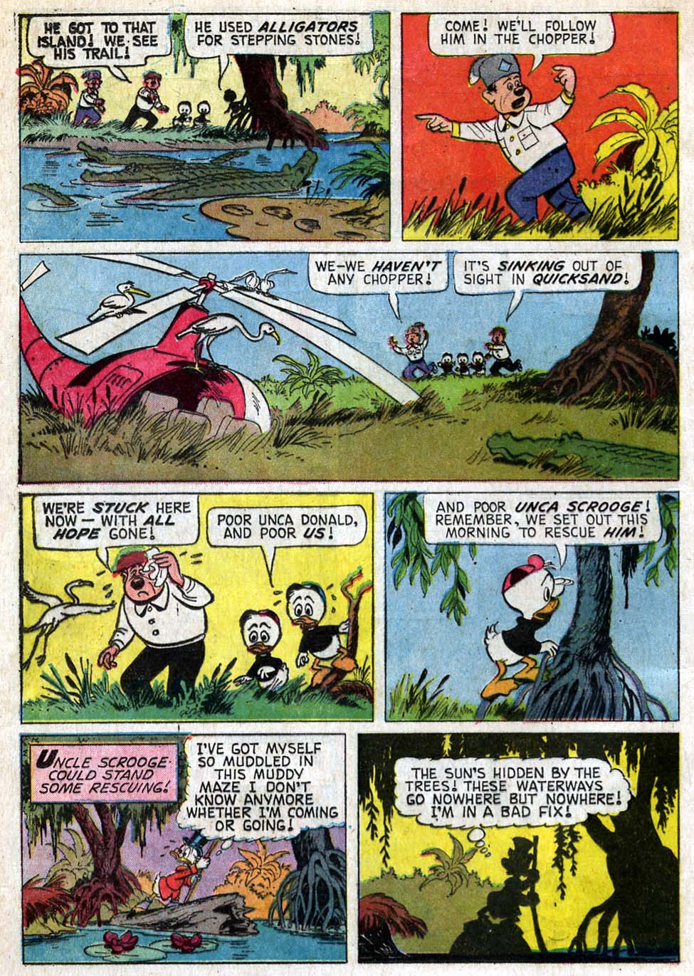 Read online Uncle Scrooge (1953) comic -  Issue #57 - 20