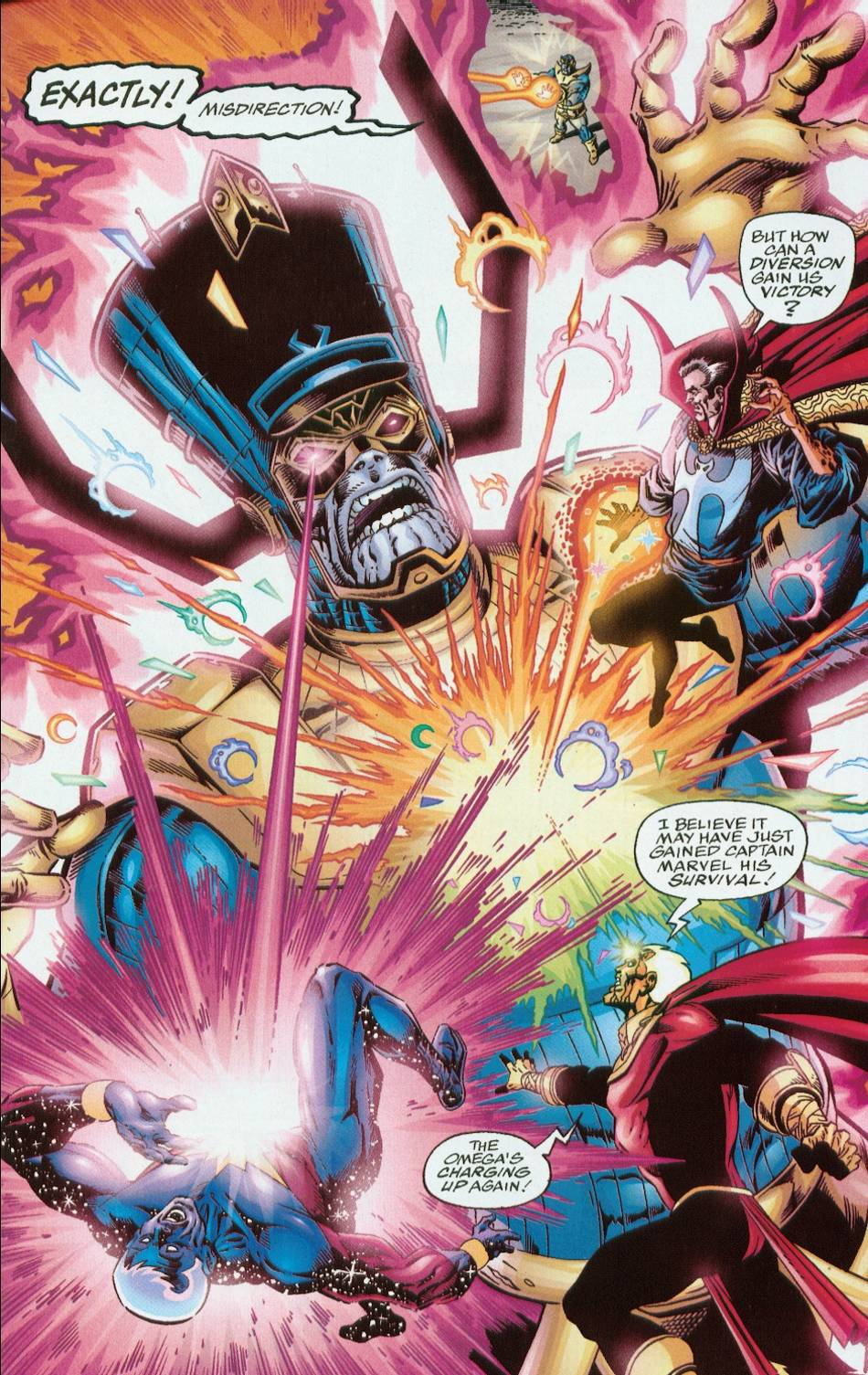 Read online Infinity Abyss comic -  Issue #6 - 29