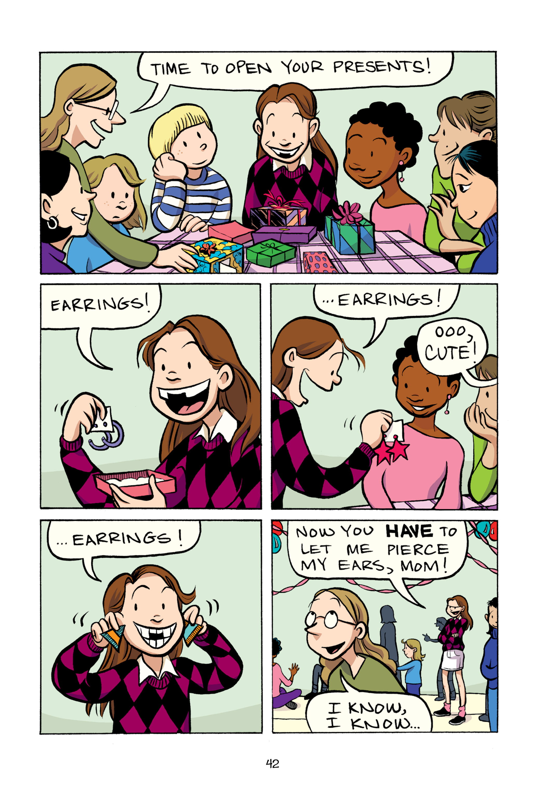 Read online Smile comic -  Issue # TPB - 48
