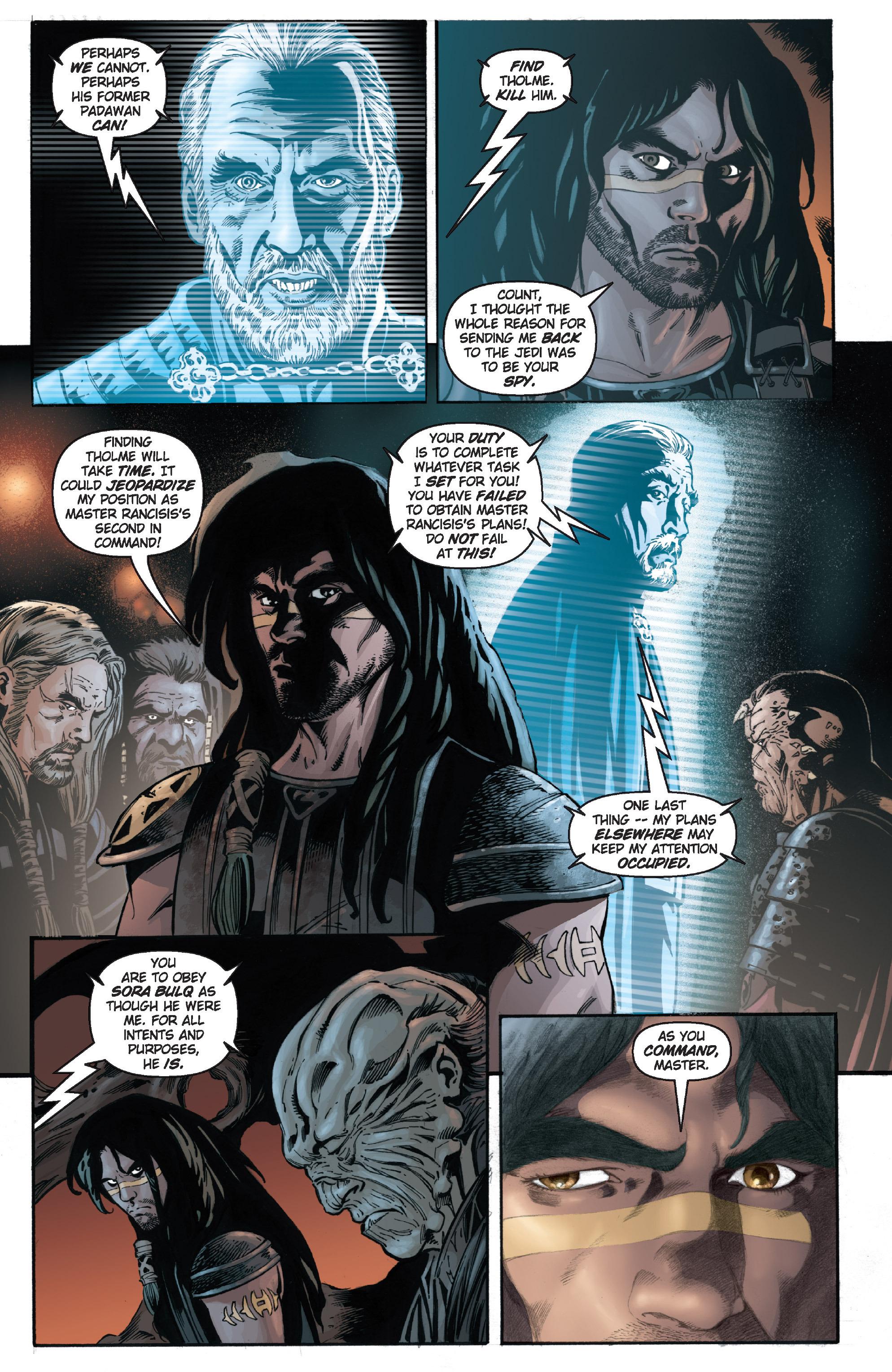 Read online Star Wars Omnibus comic -  Issue # Vol. 26 - 286