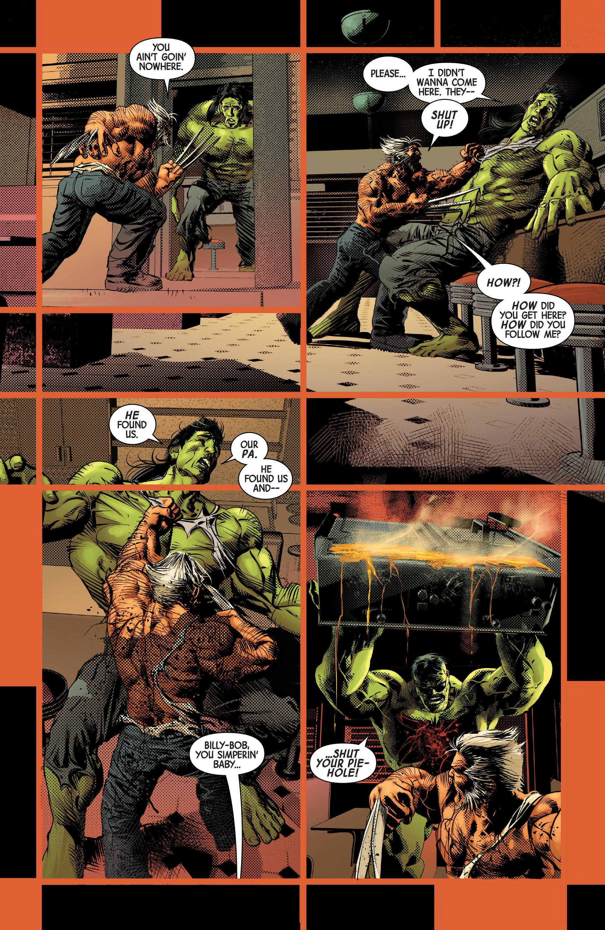 Read online Old Man Logan (2016) comic -  Issue #25 - 14