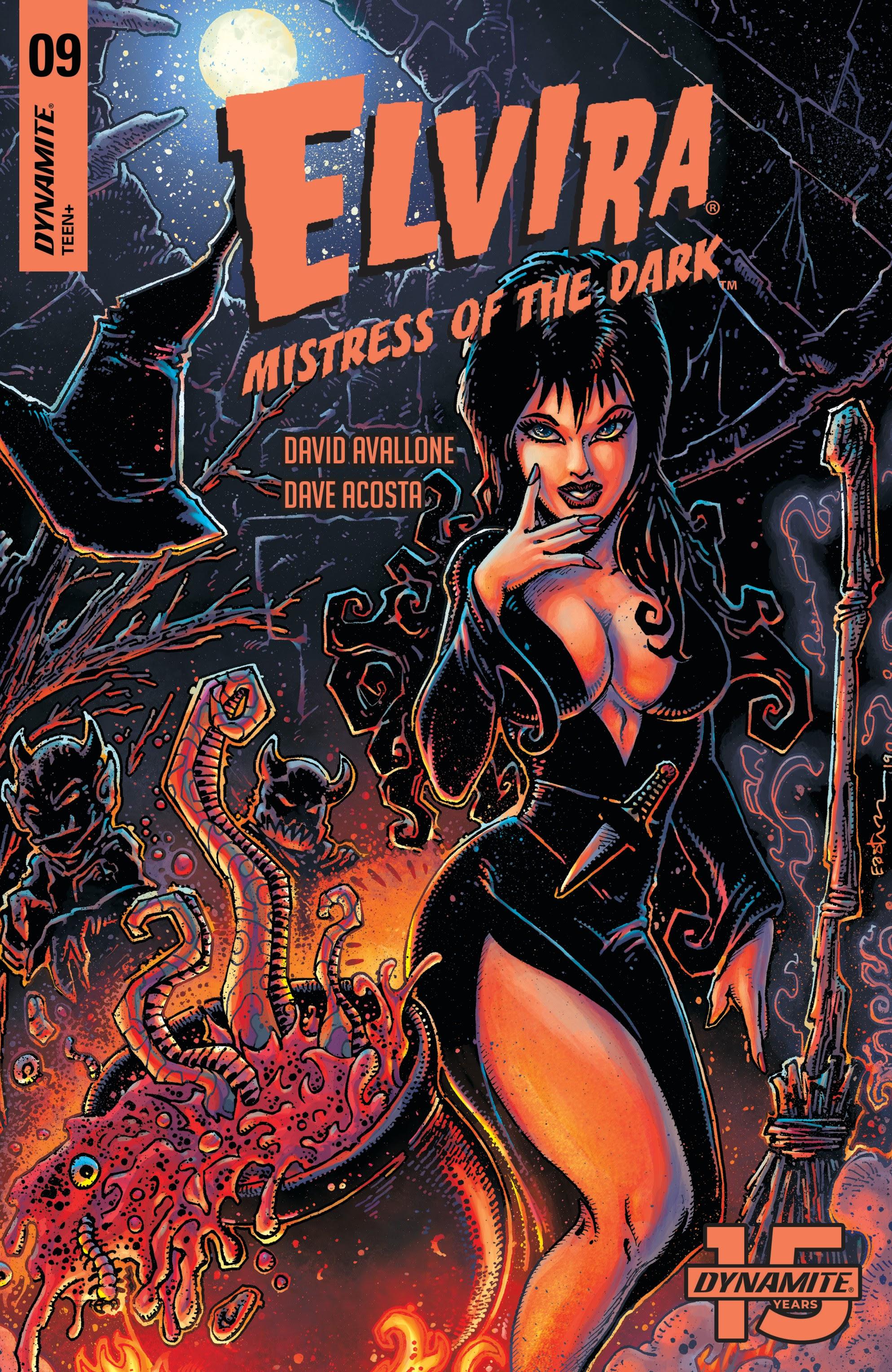 Elvira: Mistress of the Dark (2018) 9 Page 1