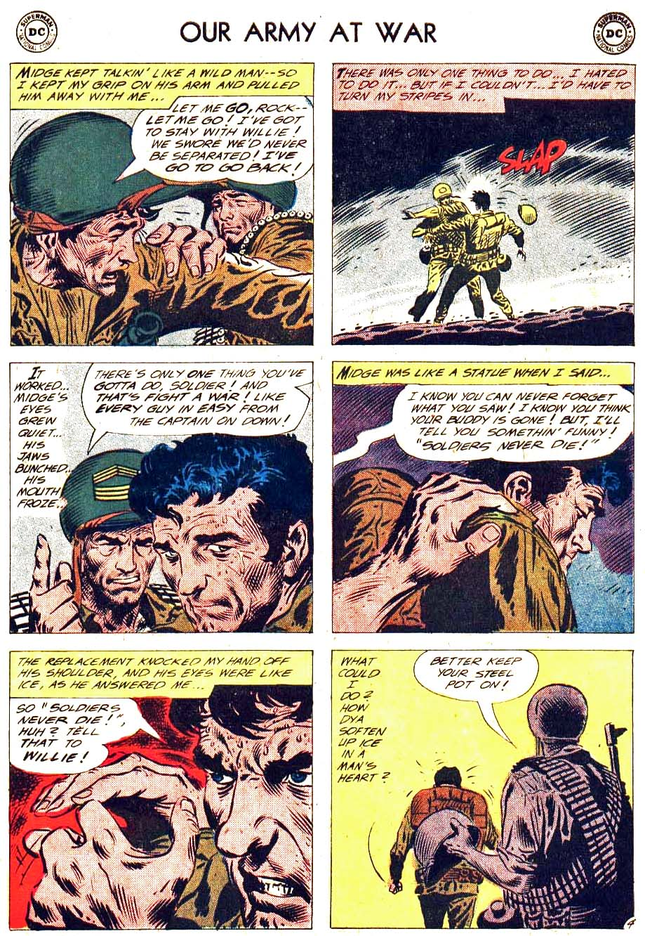 Our Army at War (1952) issue 98 - Page 6