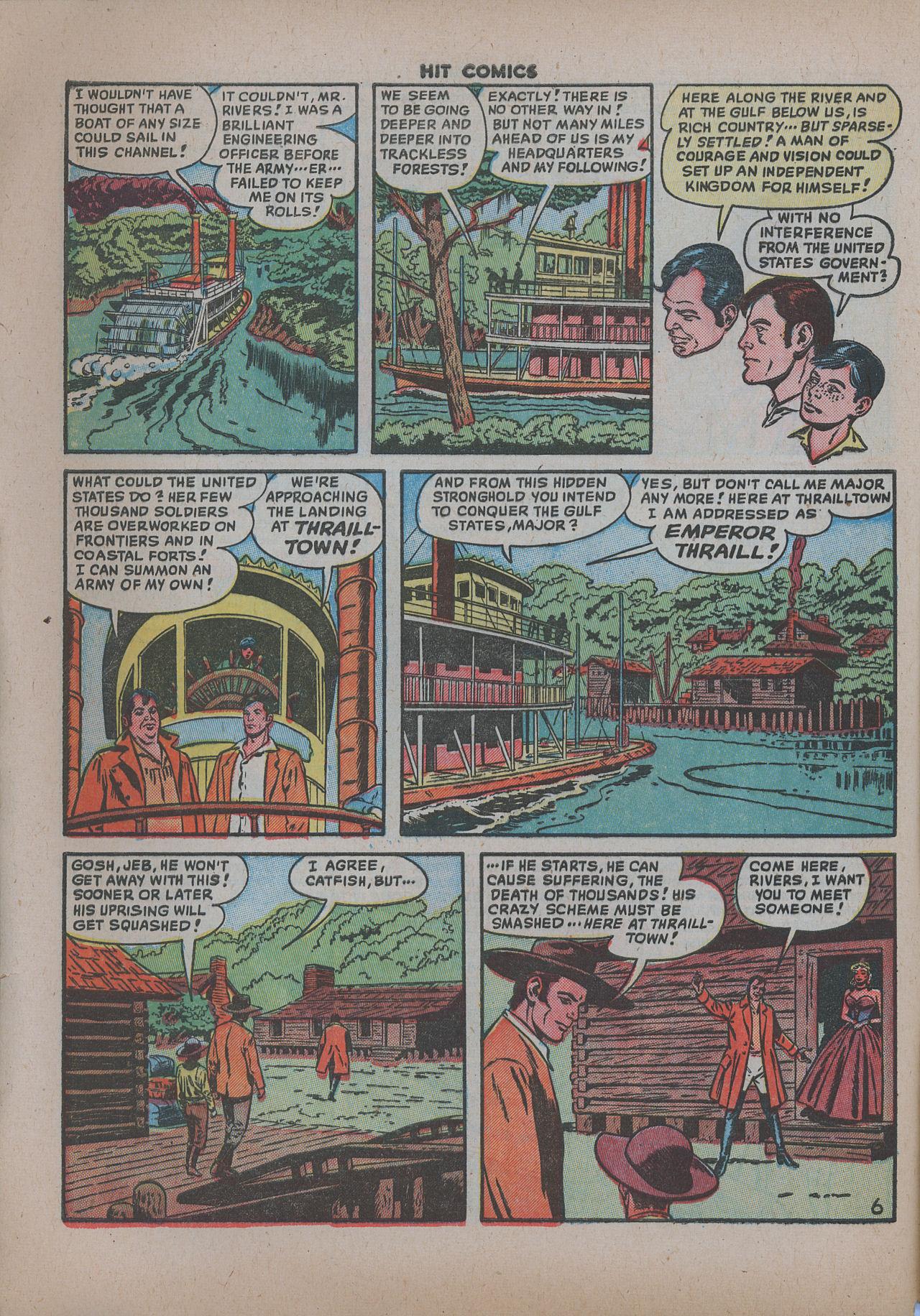 Read online Hit Comics comic -  Issue #62 - 9