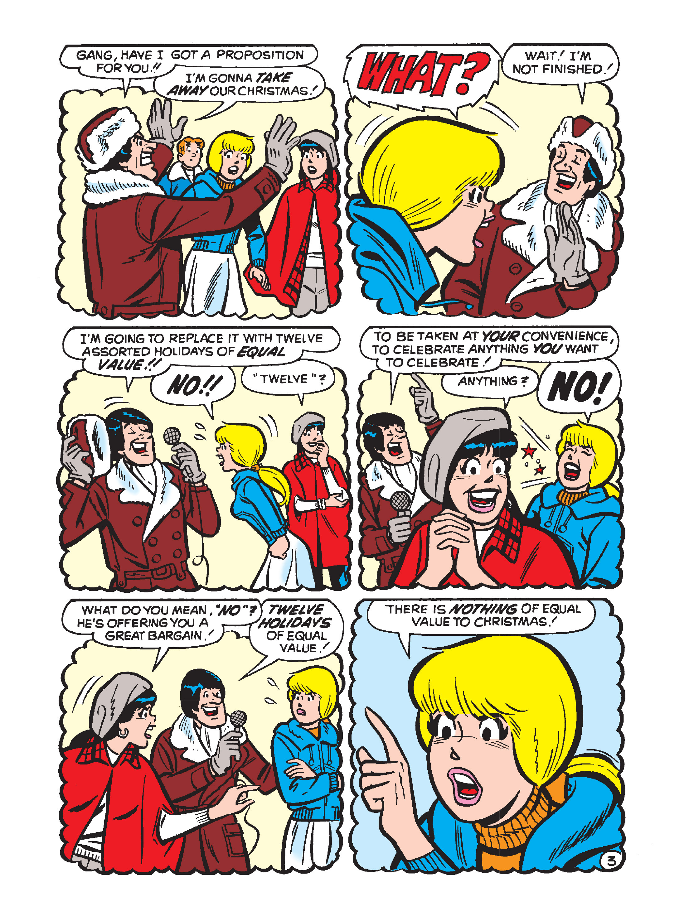 Read online Archie's Funhouse Double Digest comic -  Issue #10 - 16