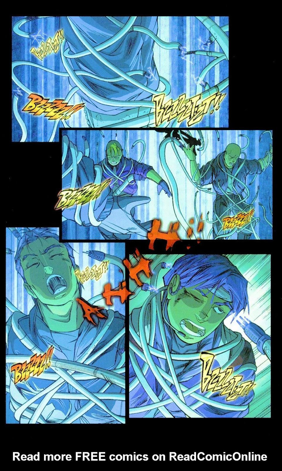 Darkminds (1998) Issue #8 #9 - English 11
