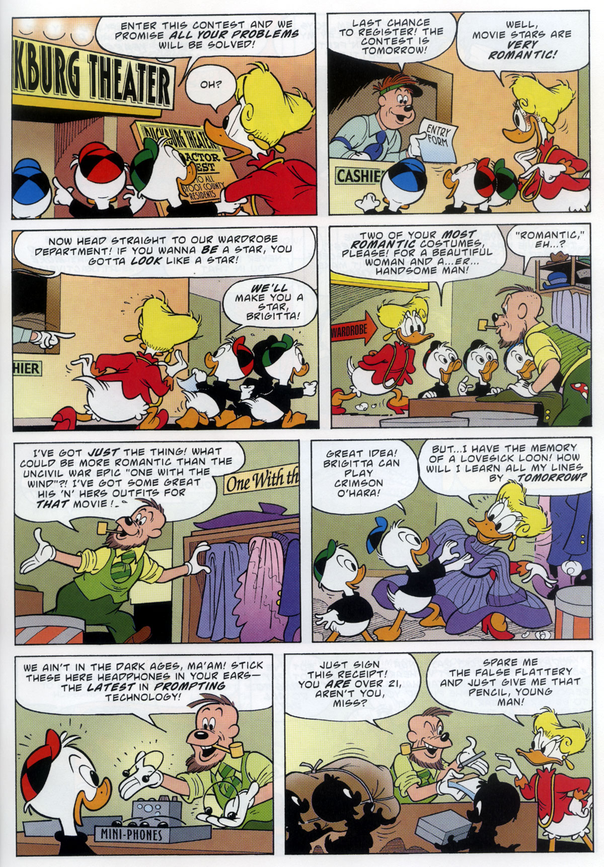 Read online Uncle Scrooge (1953) comic -  Issue #333 - 59