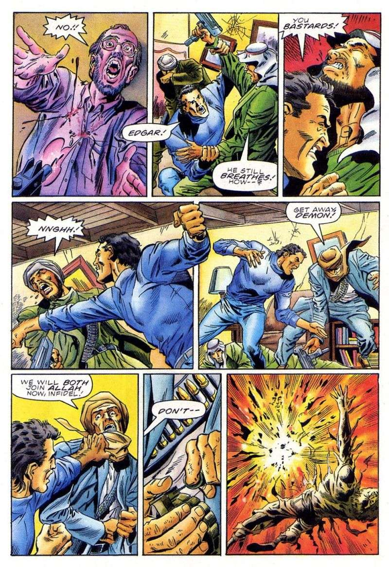 Read online Secret Weapons comic -  Issue #11 - 5