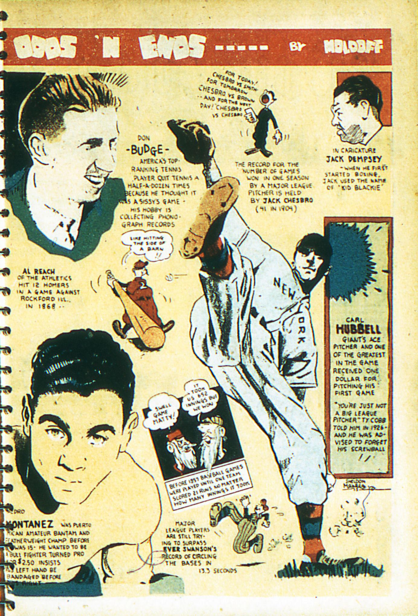 Read online Adventure Comics (1938) comic -  Issue #26 - 20