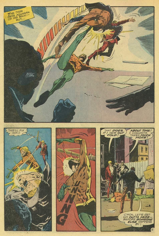 Read online Aquaman (1962) comic -  Issue #54 - 6